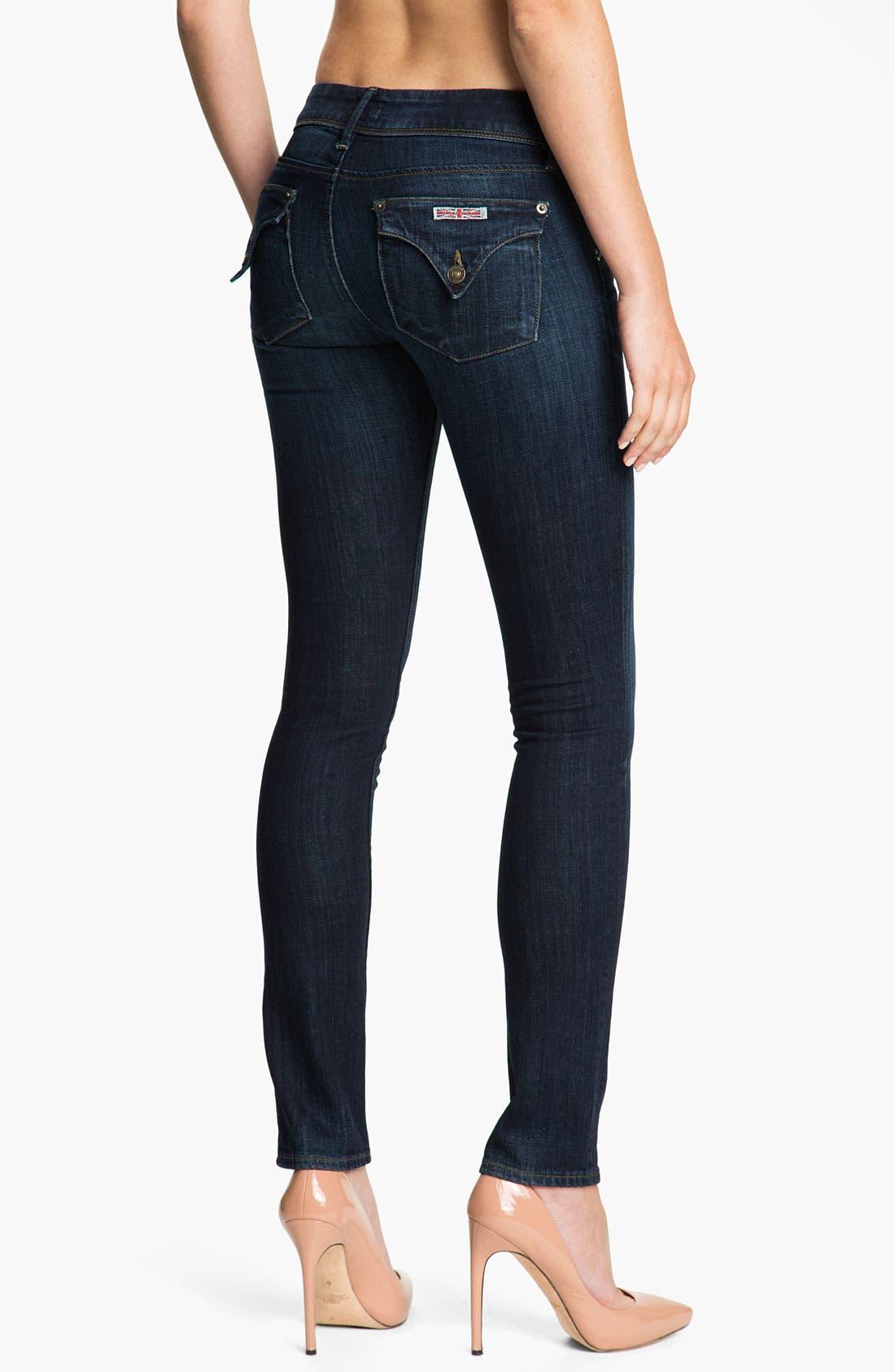 Alternate Image 2  - Hudson Jeans 'Collin' Skinny Jeans (Belfast)