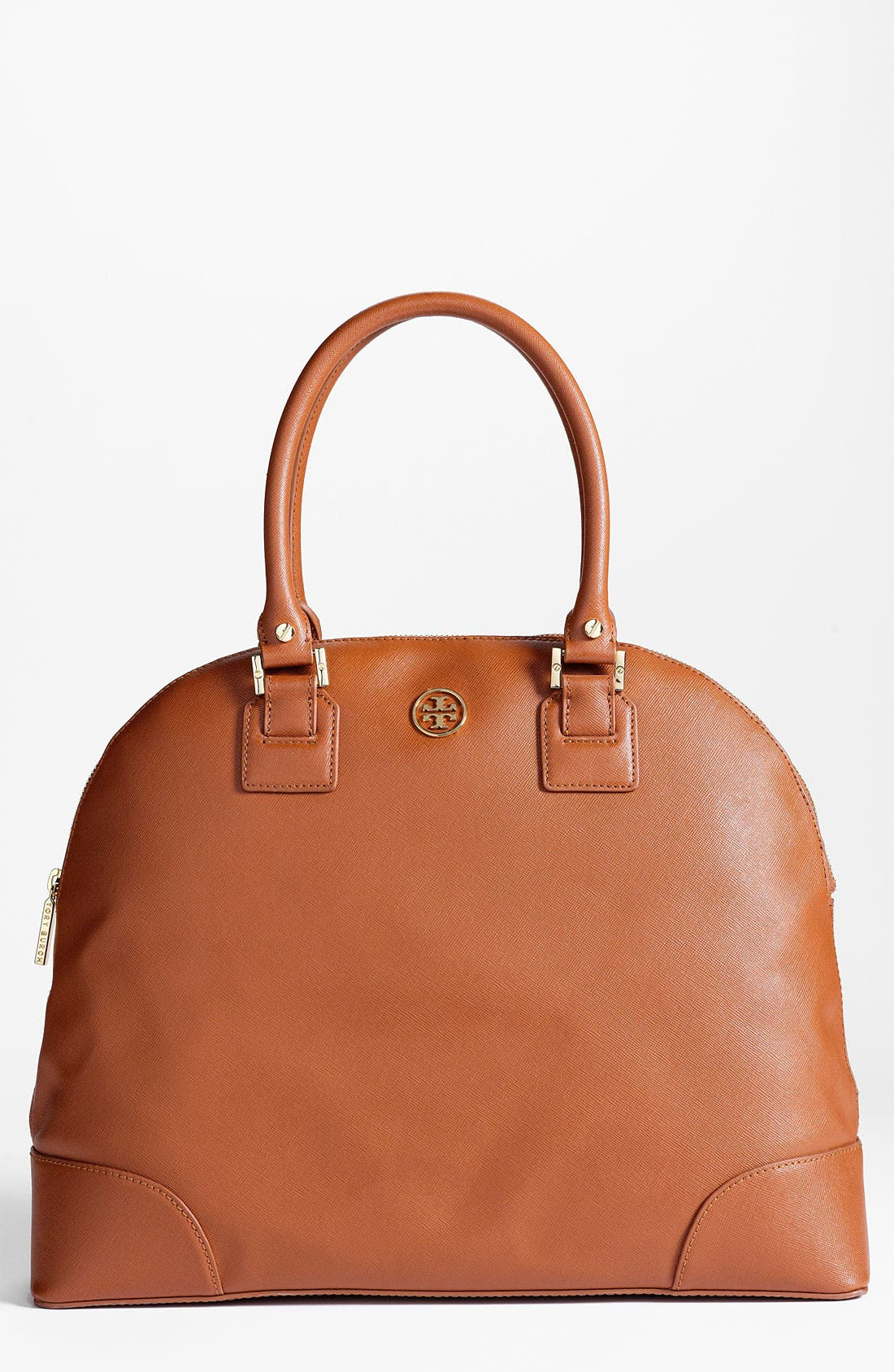 Alternate Image 1 Selected - Tory Burch 'Robinson' Dome Satchel