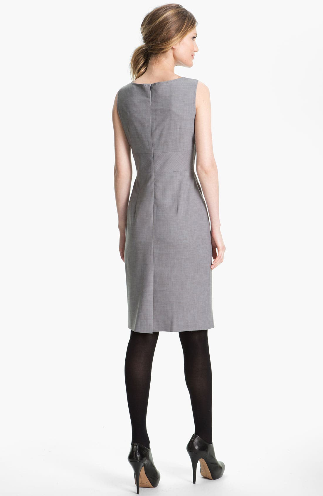 Alternate Image 2  - Santorelli 'Luna' Dress