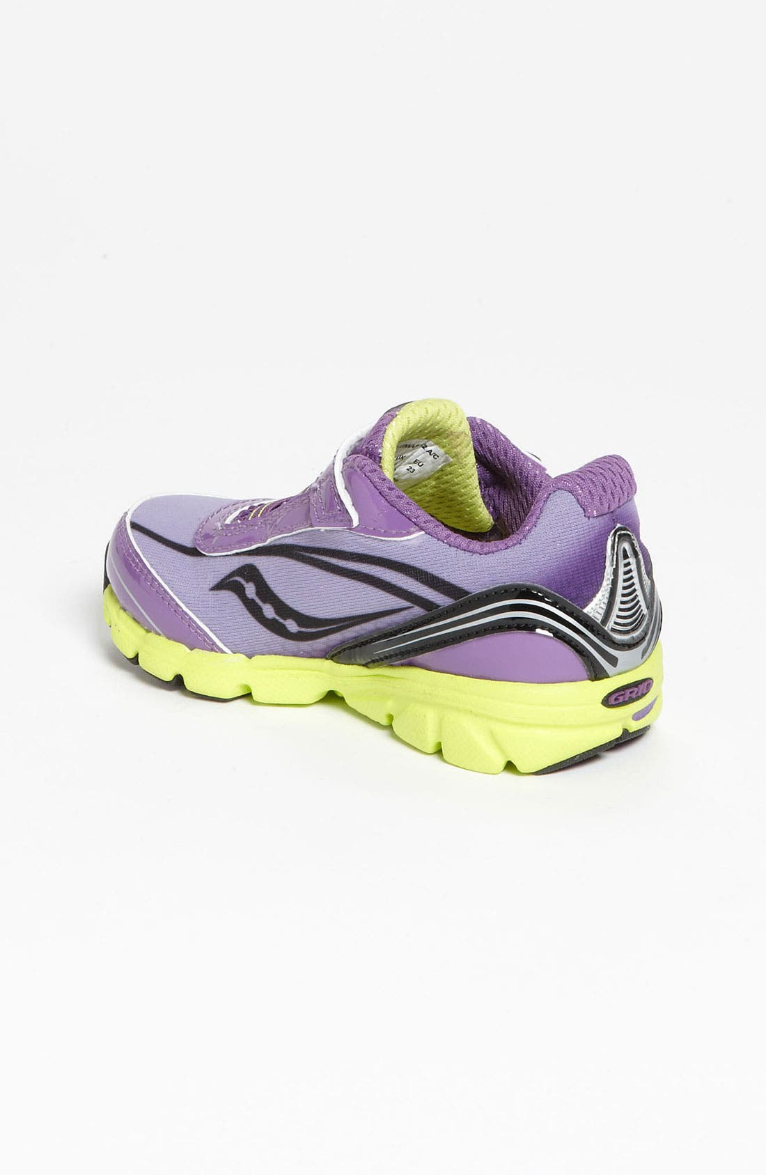 Alternate Image 2  - Saucony 'Kinvara 2' Athletic Shoe (Baby, Walker & Toddler)