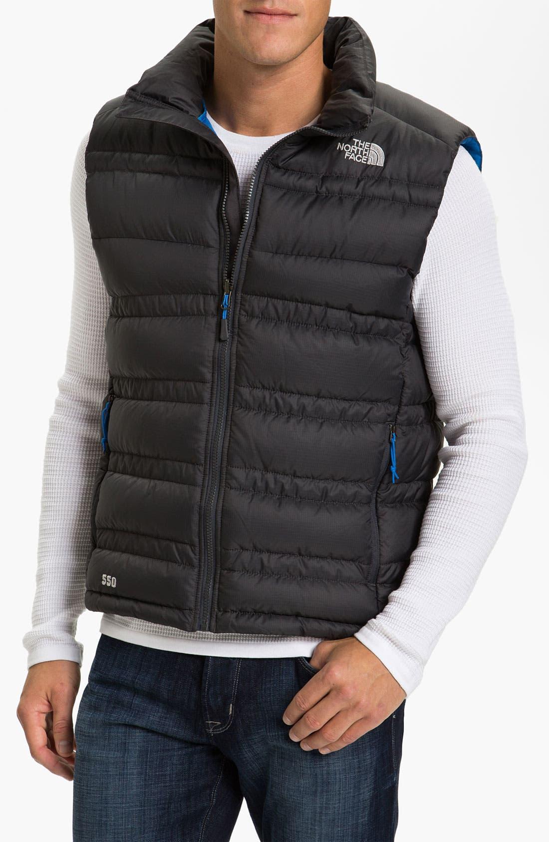 Main Image - The North Face 'M Aconcagua' Regular Fit Down Vest