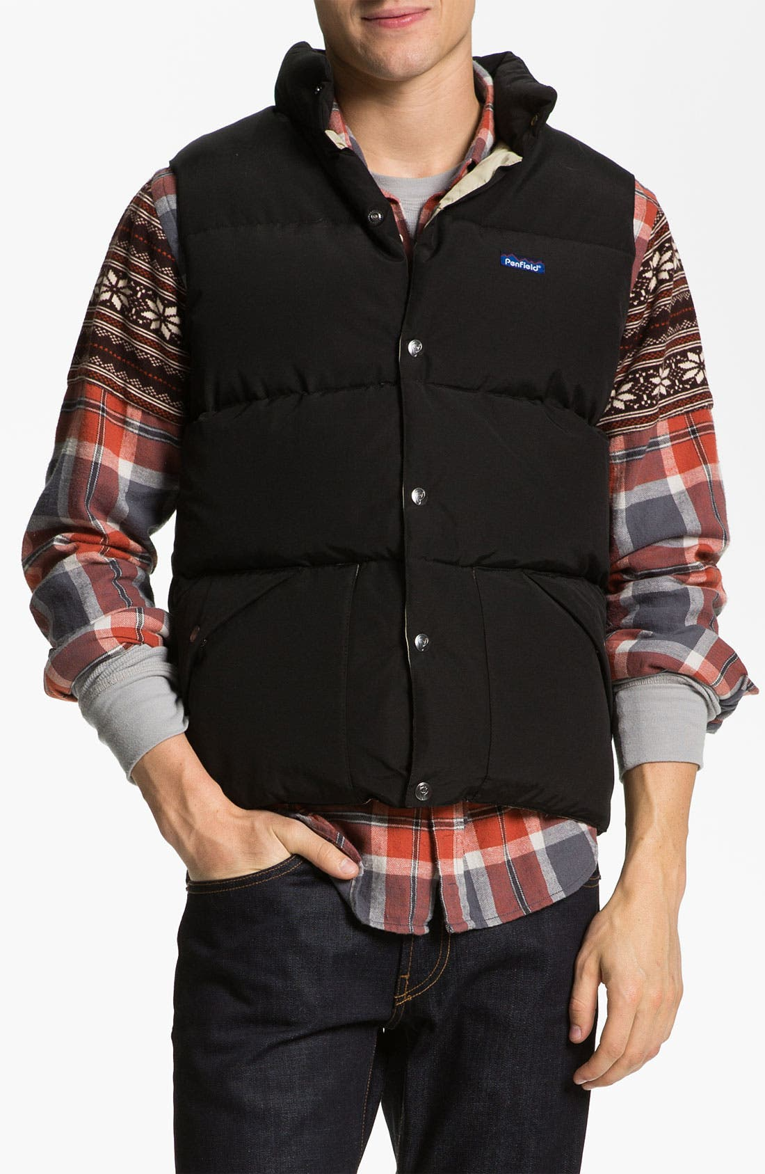Main Image - Penfield 'Outback' Down Vest