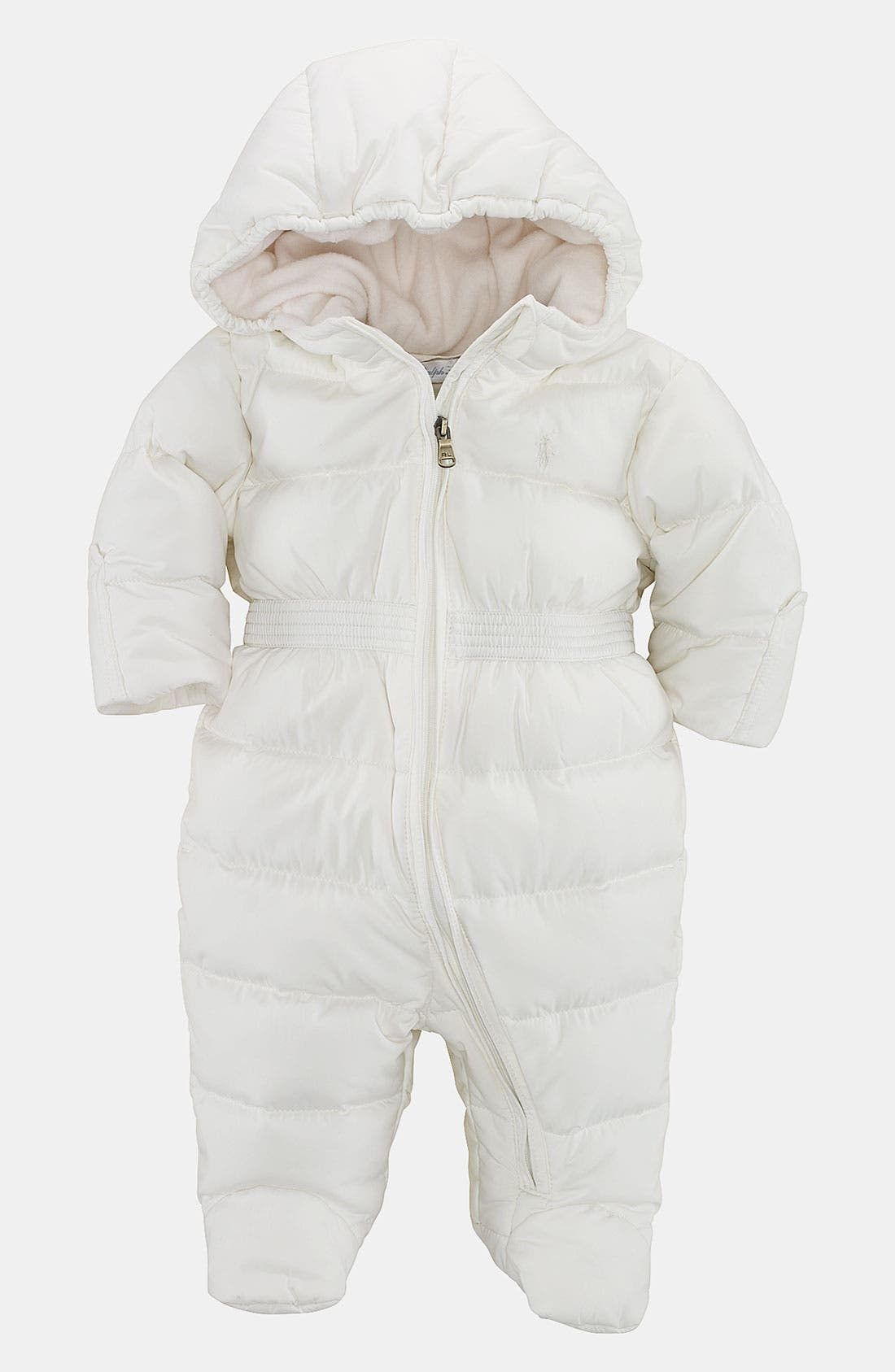 Main Image - Ralph Lauren Quilted Bunting (Infant)