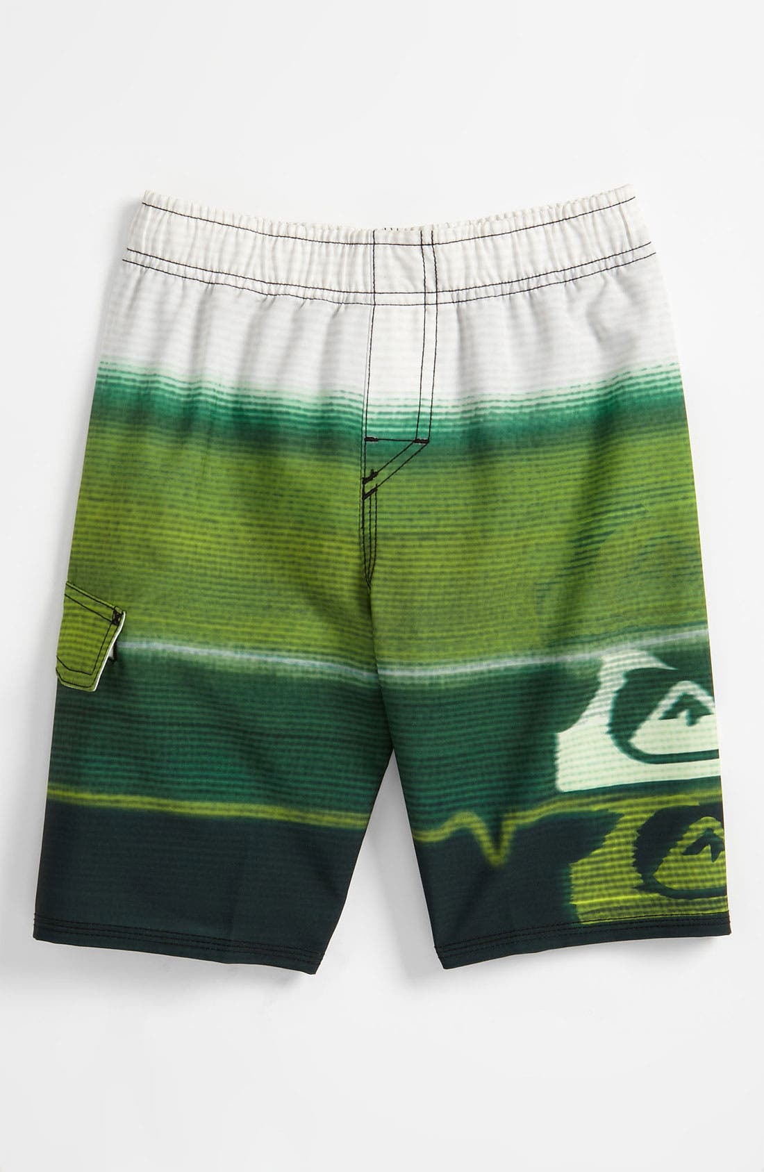 Alternate Image 1 Selected - Quiksilver 'Bravo' Board Shorts (Big Boys)