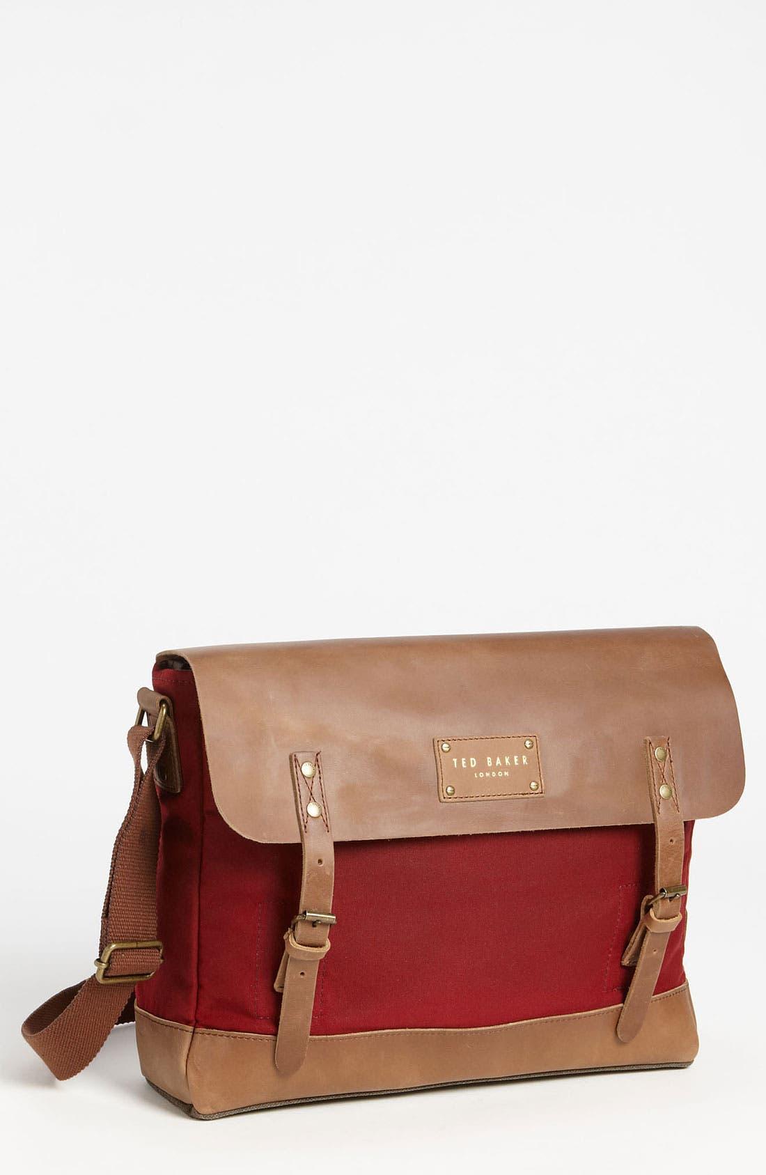 Main Image - Ted Baker London 'Candes' Messenger Bag