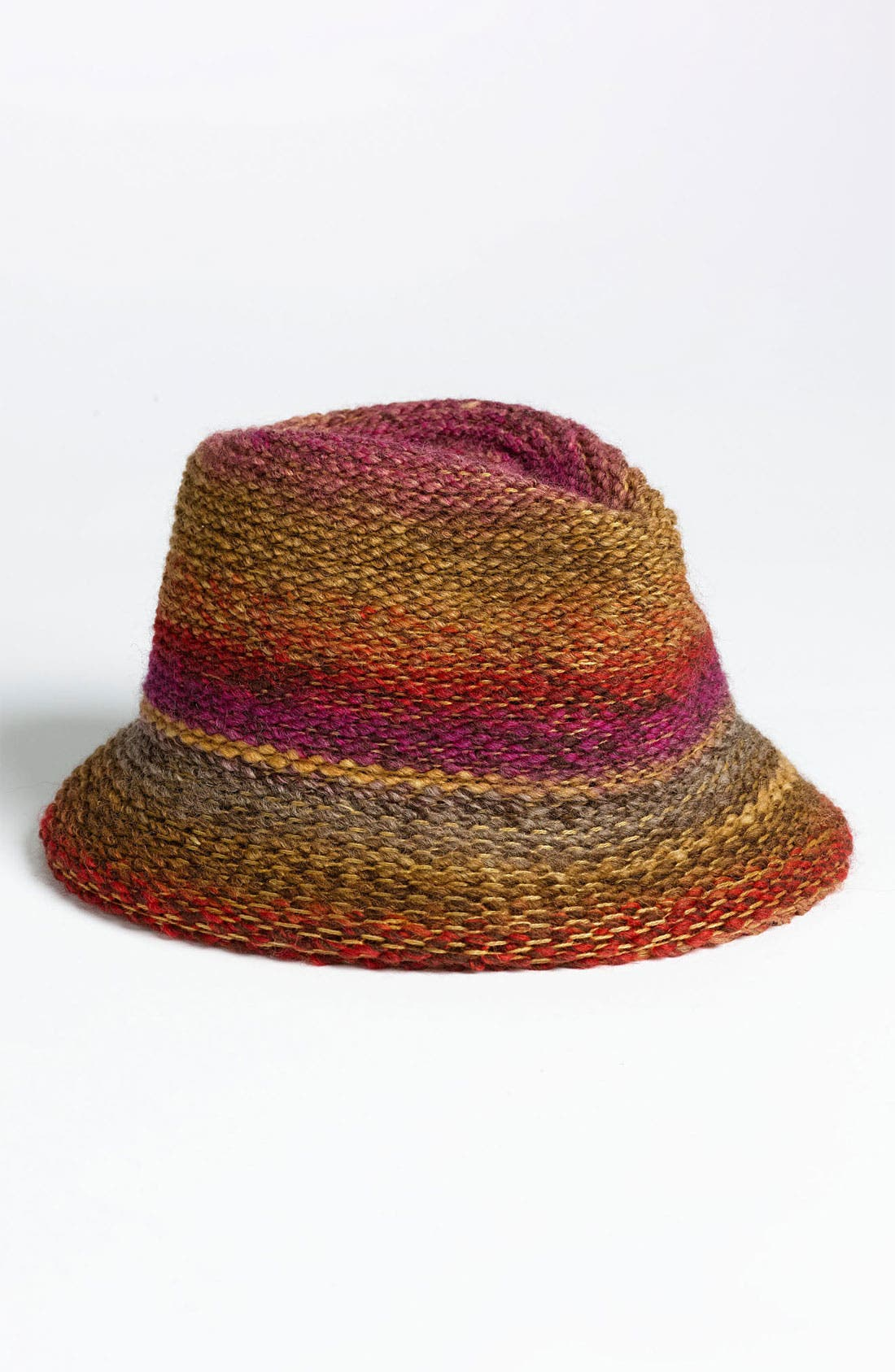 Alternate Image 1 Selected - Nordstrom Mélange Short Brim Fedora