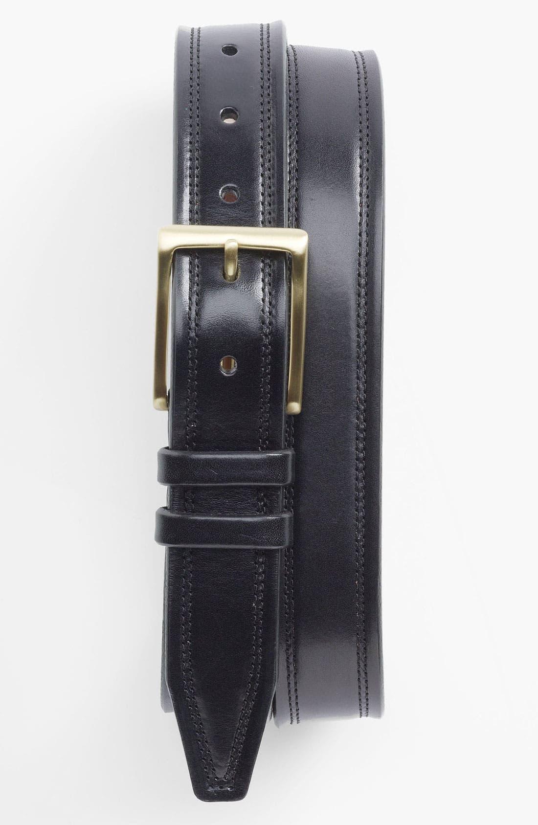 Main Image - John W. Nordstrom® Leather Belt