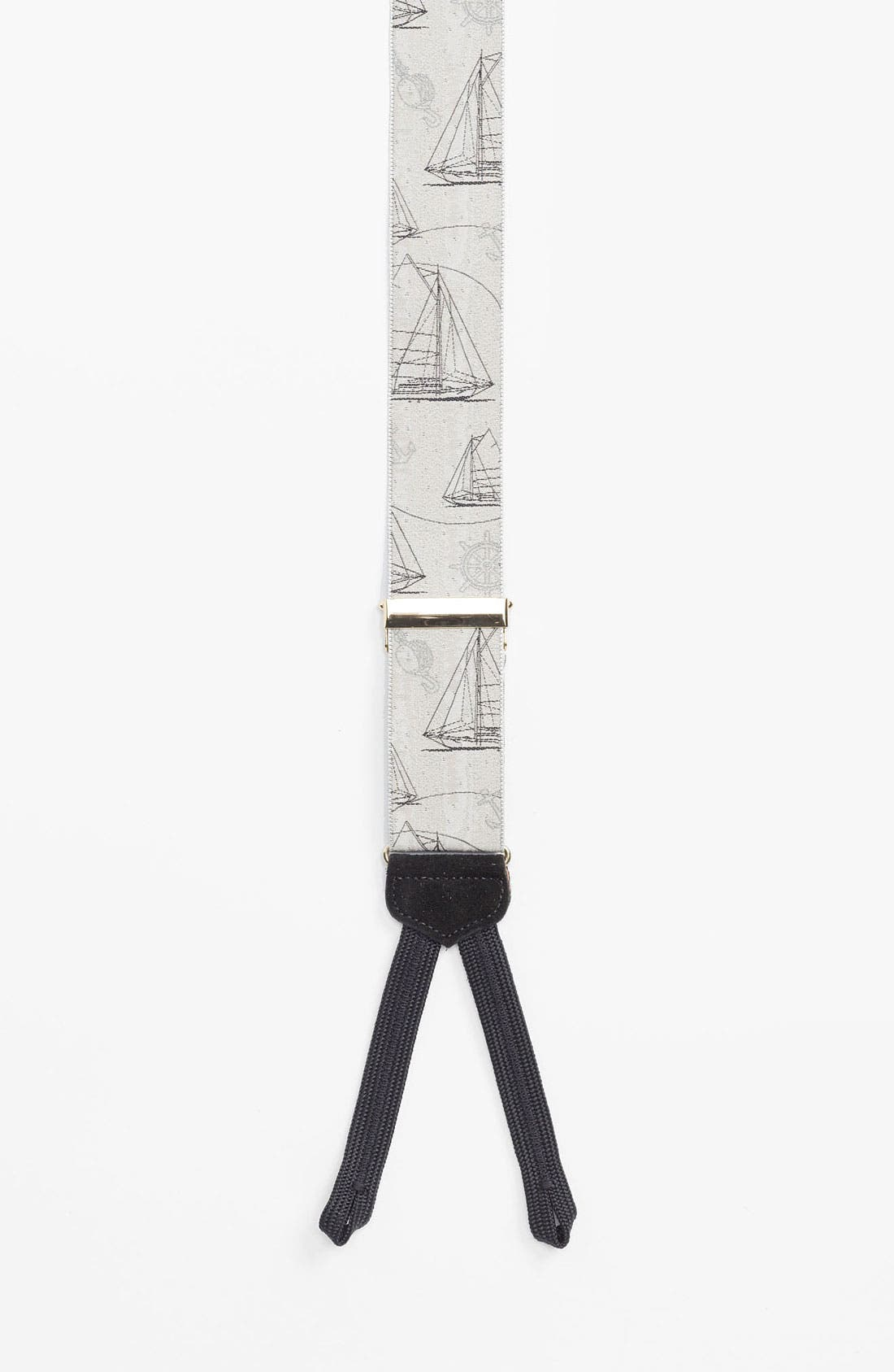 Alternate Image 1 Selected - Trafalgar 'Nautical Dream' Suspenders