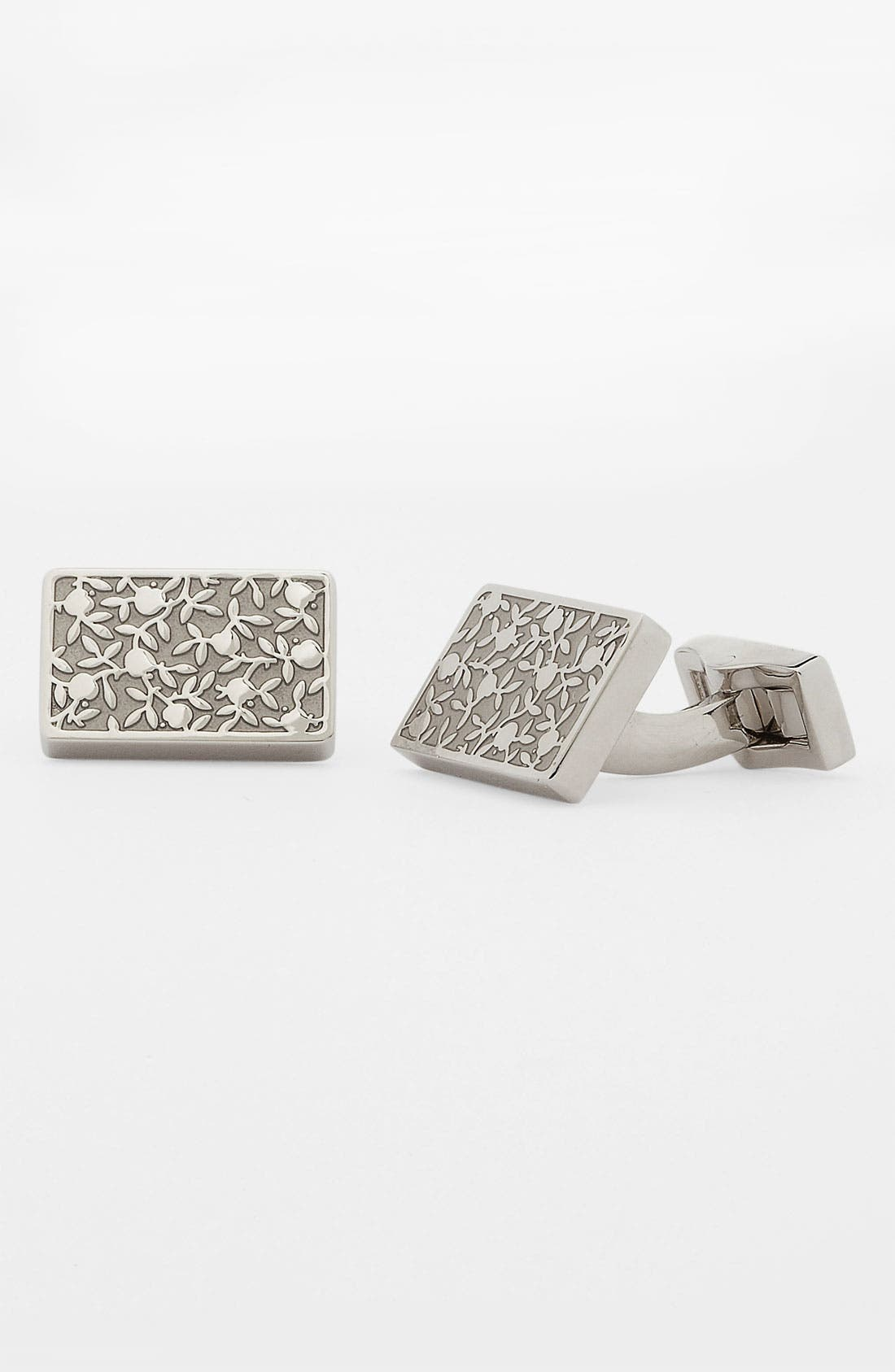 Alternate Image 1 Selected - Canali 'Liberty Flowers' Cuff Links