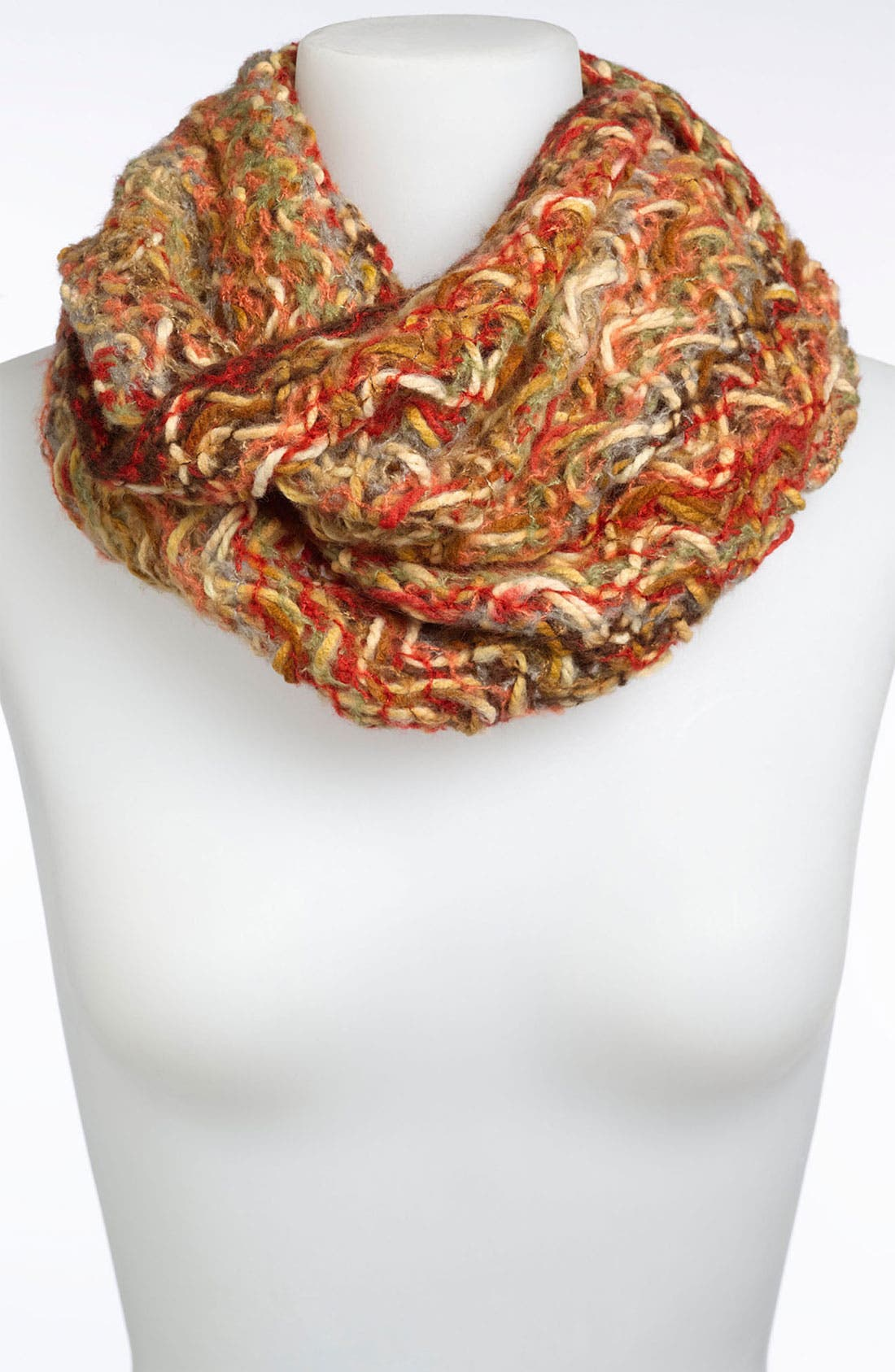 Alternate Image 1 Selected - Nordstrom Multi Yarn Infinity Scarf