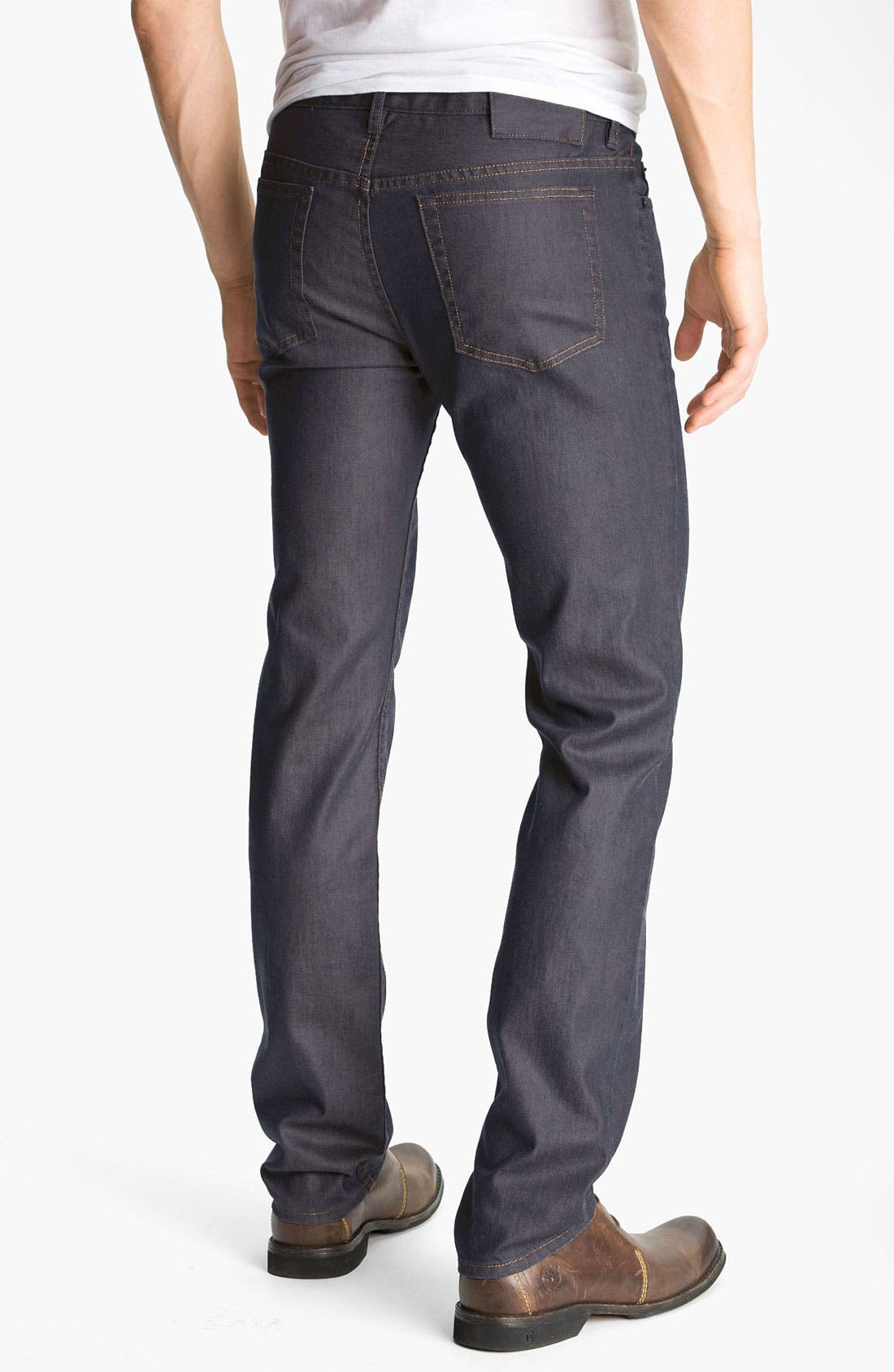 Alternate Image 1 Selected - MARC BY MARC JACOBS Slim Fit Jeans (Indigo)