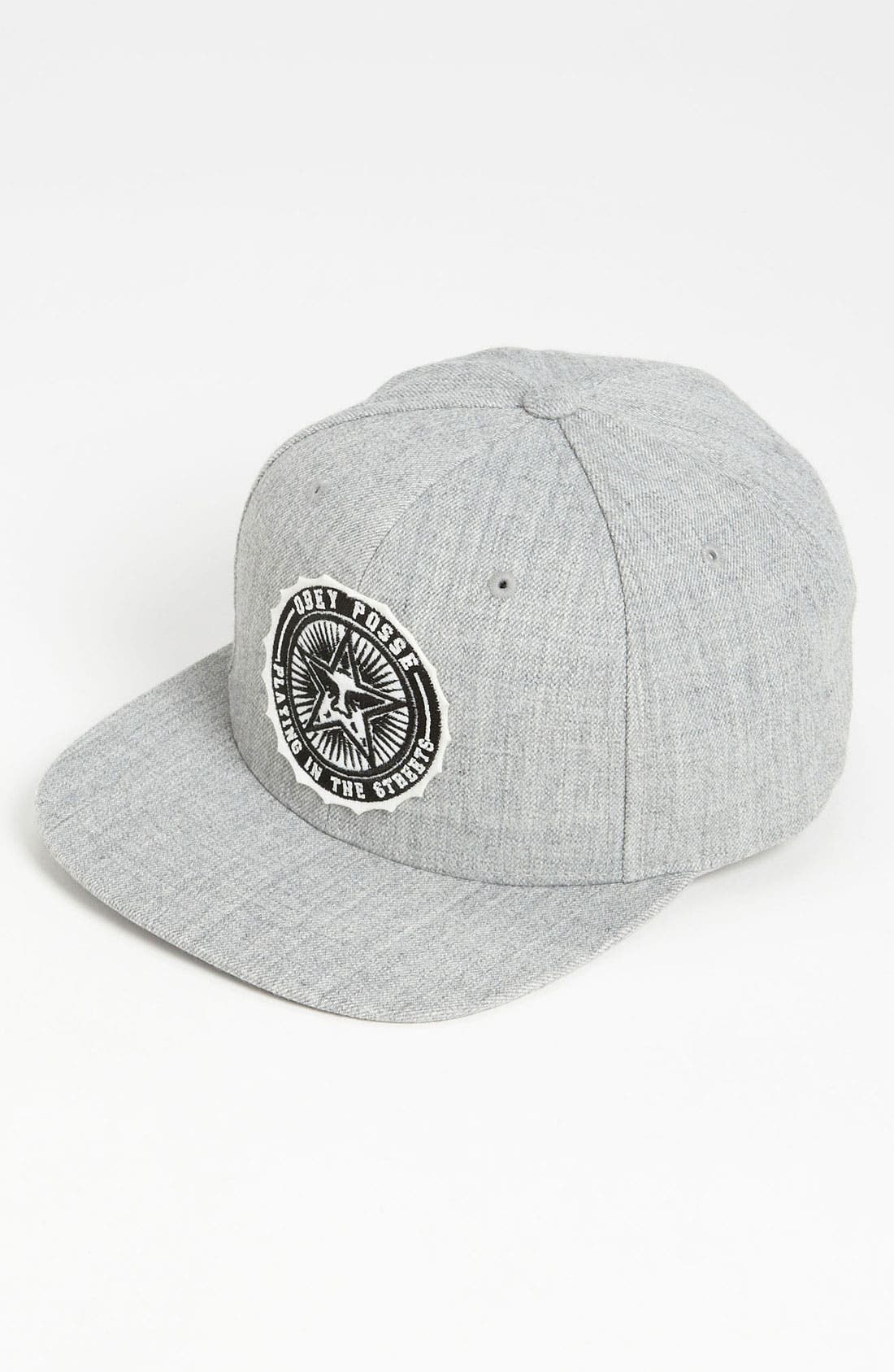 Alternate Image 1 Selected - Obey 'Pro Bowl' Snapback Baseball Cap