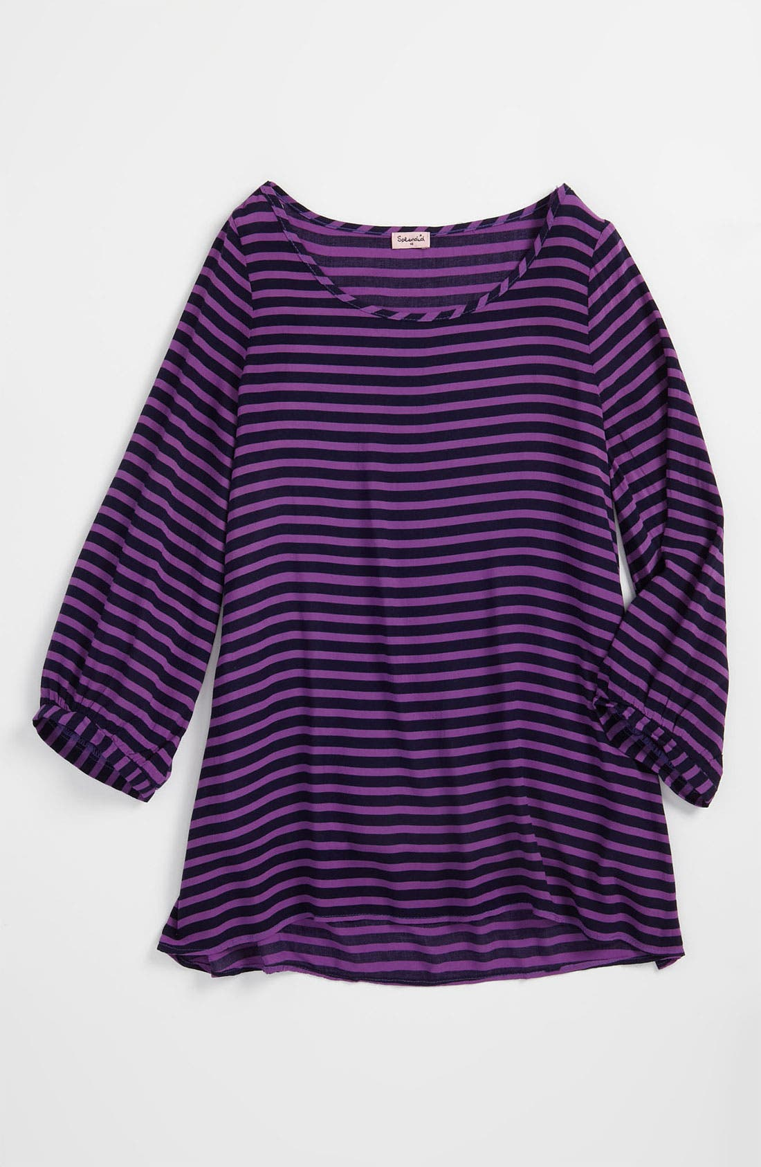 Main Image - Splendid Striped Top (Big Girls)
