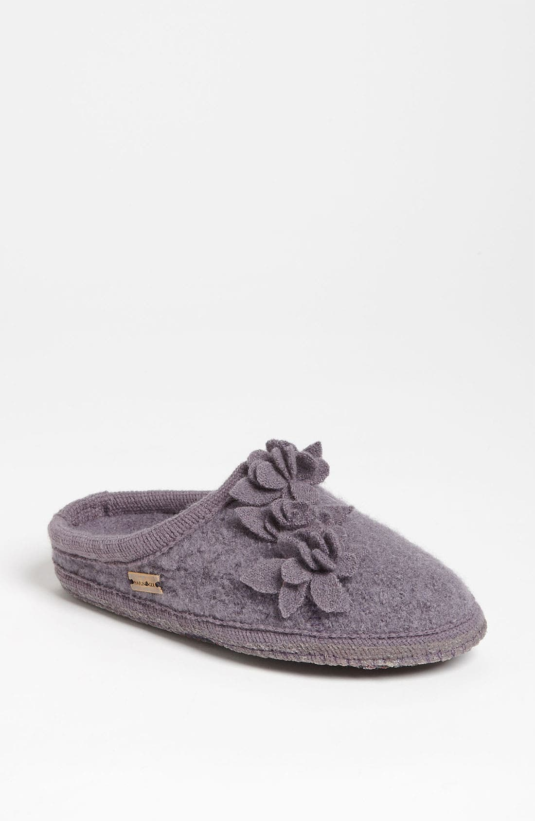 Haflinger 'Romantic Flowers' Slipper