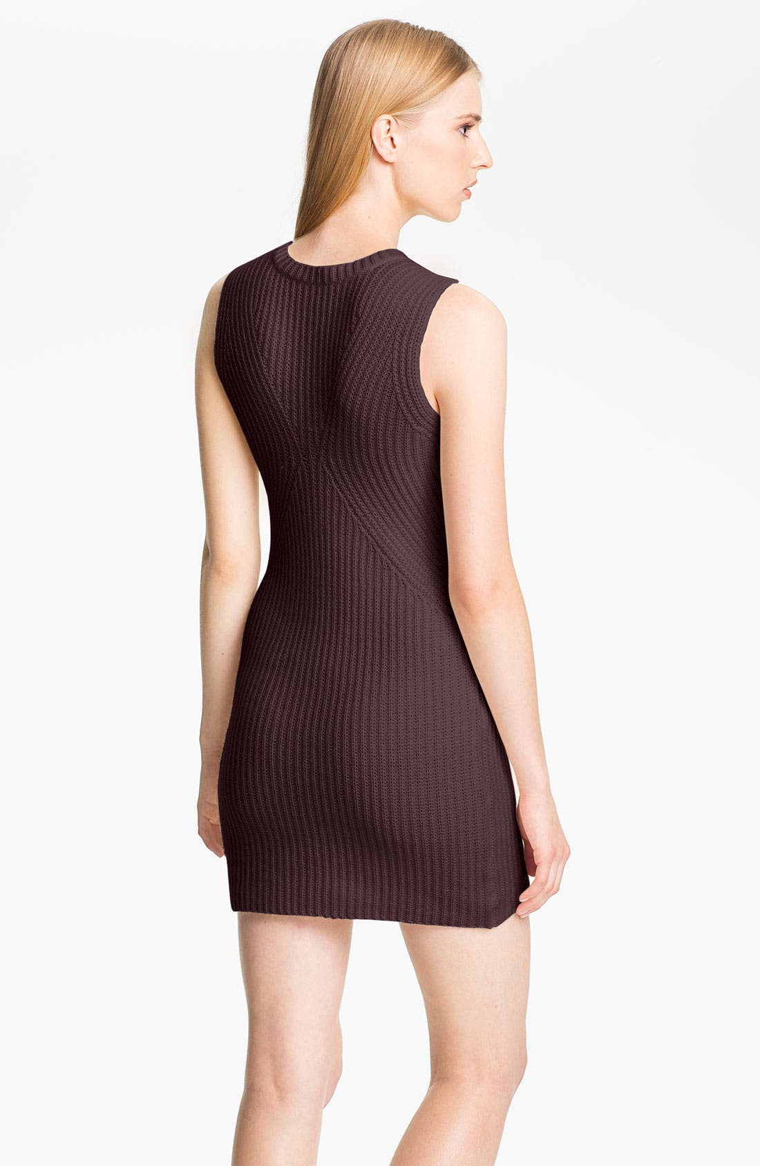 Alternate Image 2  - Theyskens' Theory 'Keiro Yara' Knit Tunic Dress