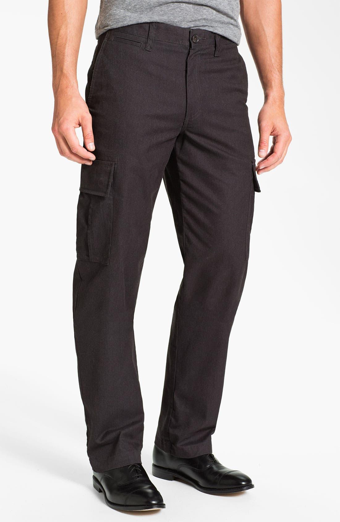 Alternate Image 1 Selected - Wallin & Bros. 'Milner' Cargo Pants