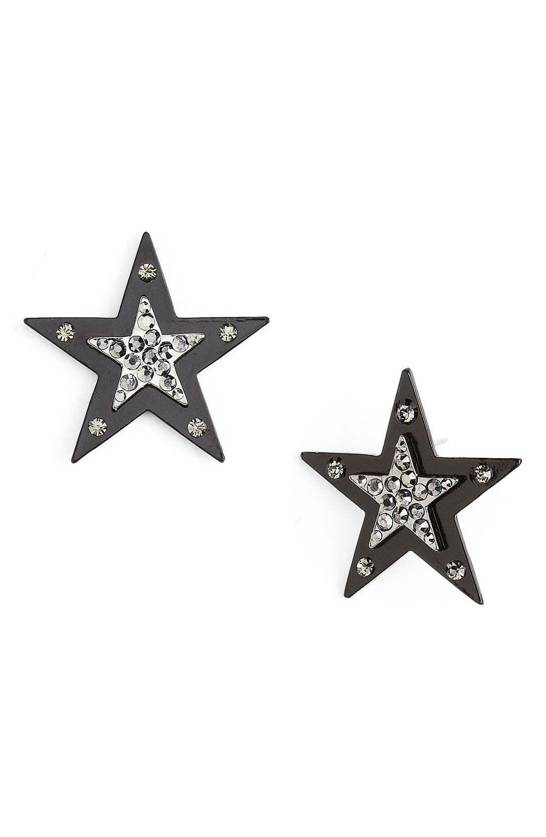Alternate Image 1 Selected - Guinevere 'Rockstar' Earrings