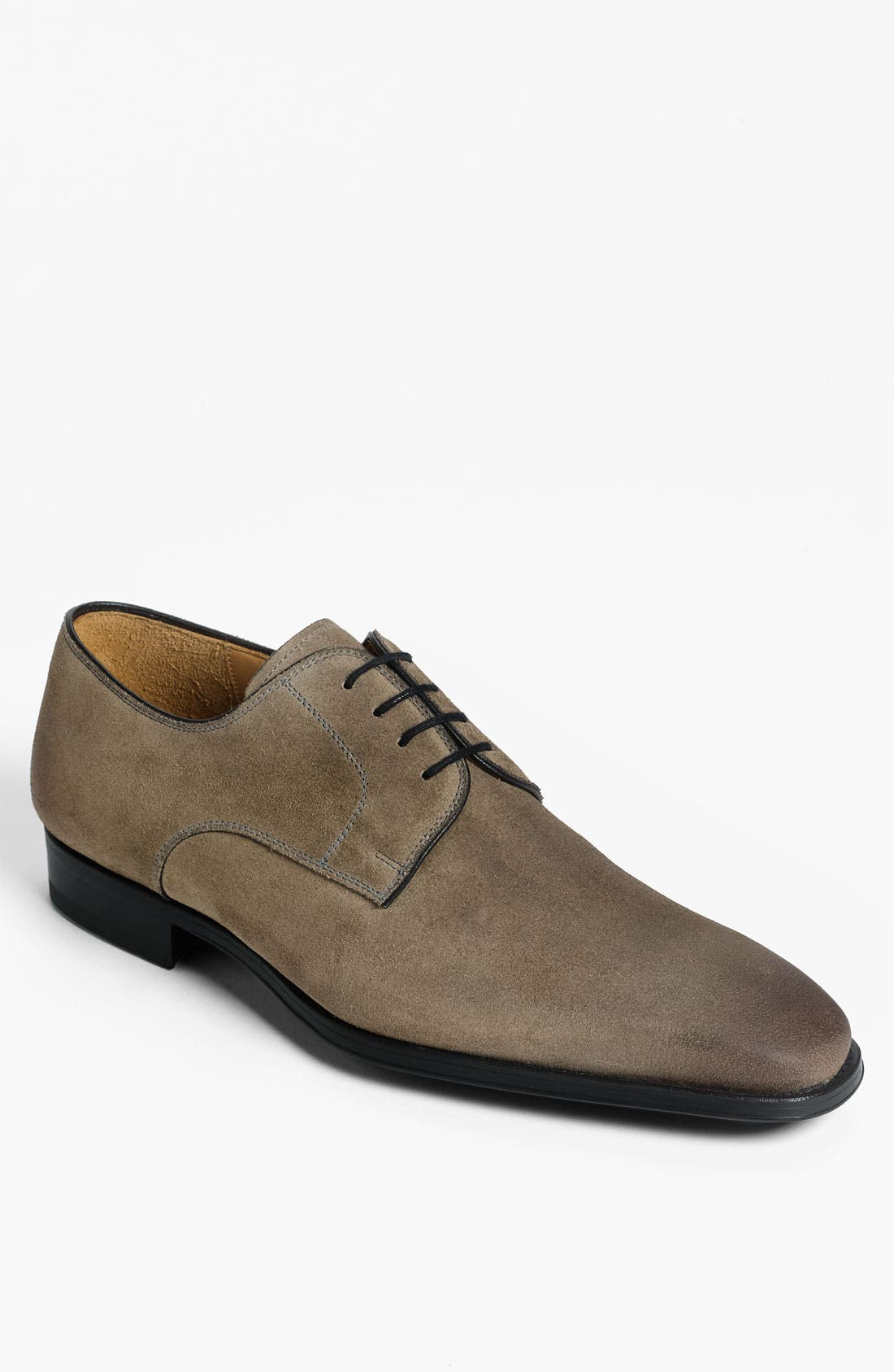 Alternate Image 1 Selected - Magnanni 'Dino' Suede Buck Shoe