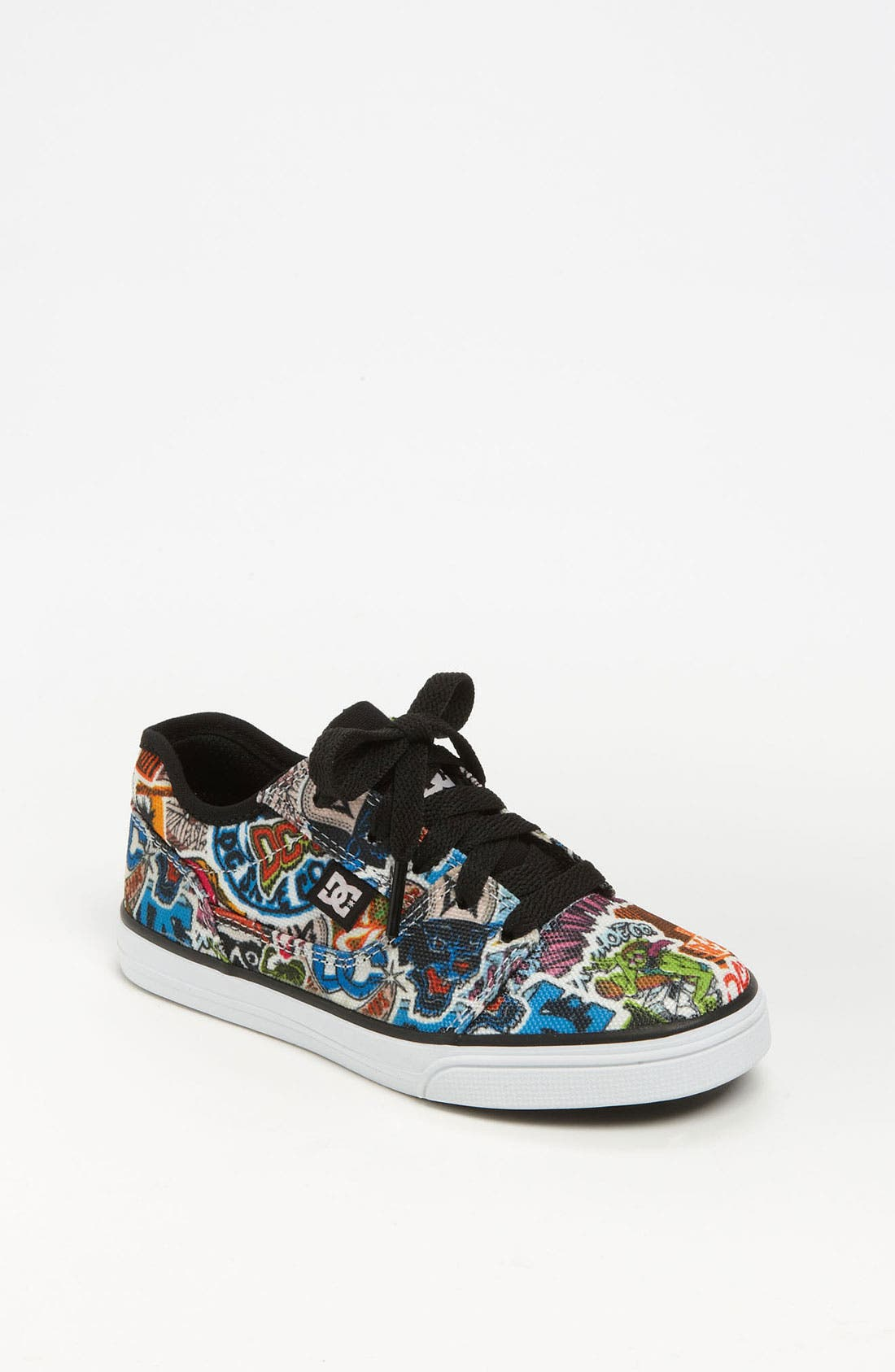 Alternate Image 1 Selected - DC Shoes 'Bristol' Sneaker (Toddler, Little Kid & Big Kid)