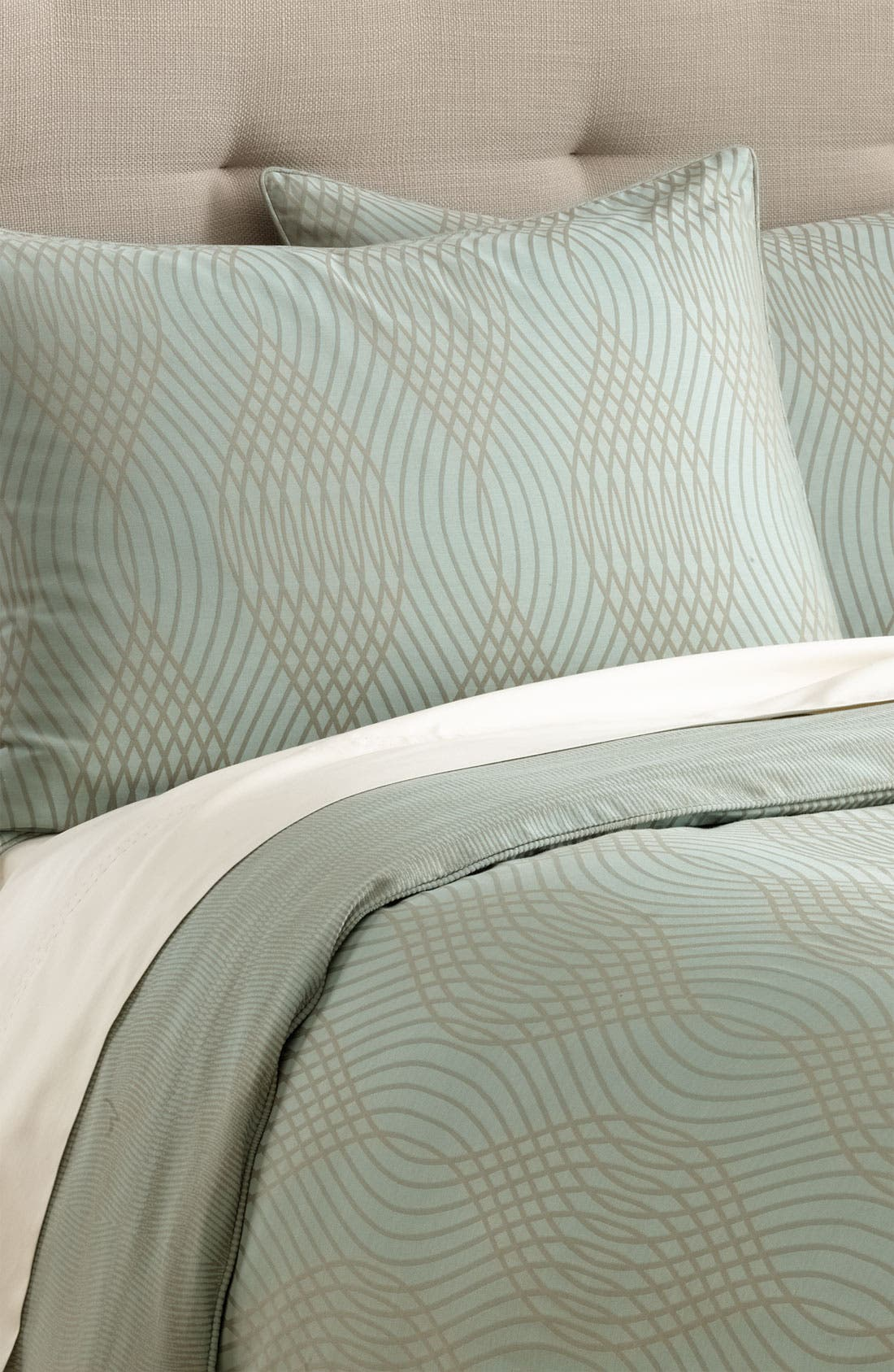 Main Image - Nordstrom at Home 'Nouveau Wave' 300 Thread Count Pillow Sham