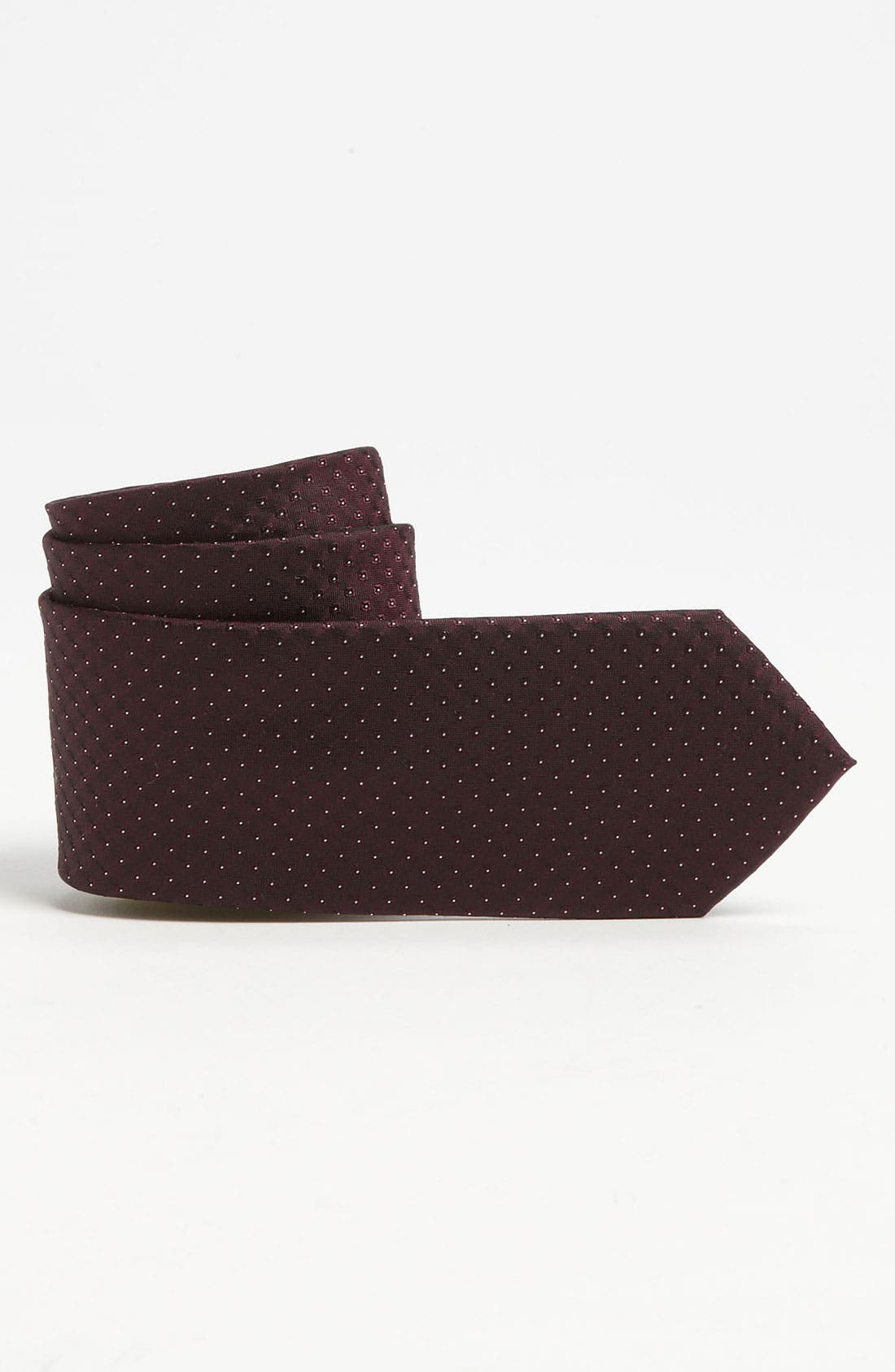 Alternate Image 1 Selected - C2 by Calibrate Woven Silk Tie (Big Boys)