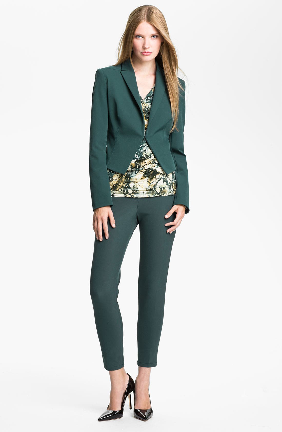 Alternate Image 5  - Kenneth Cole New York 'Paige' Tech Pants (Petite)