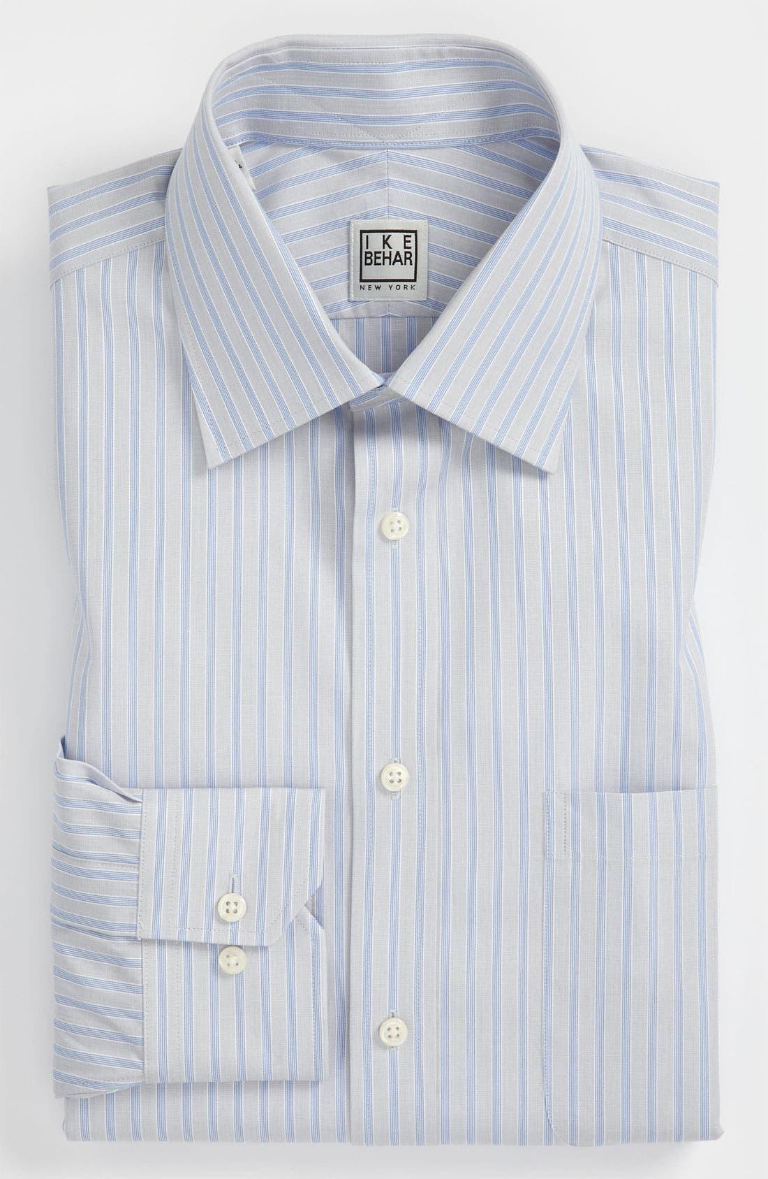 Alternate Image 1 Selected - Ike Behar Regular Fit Dress Shirt