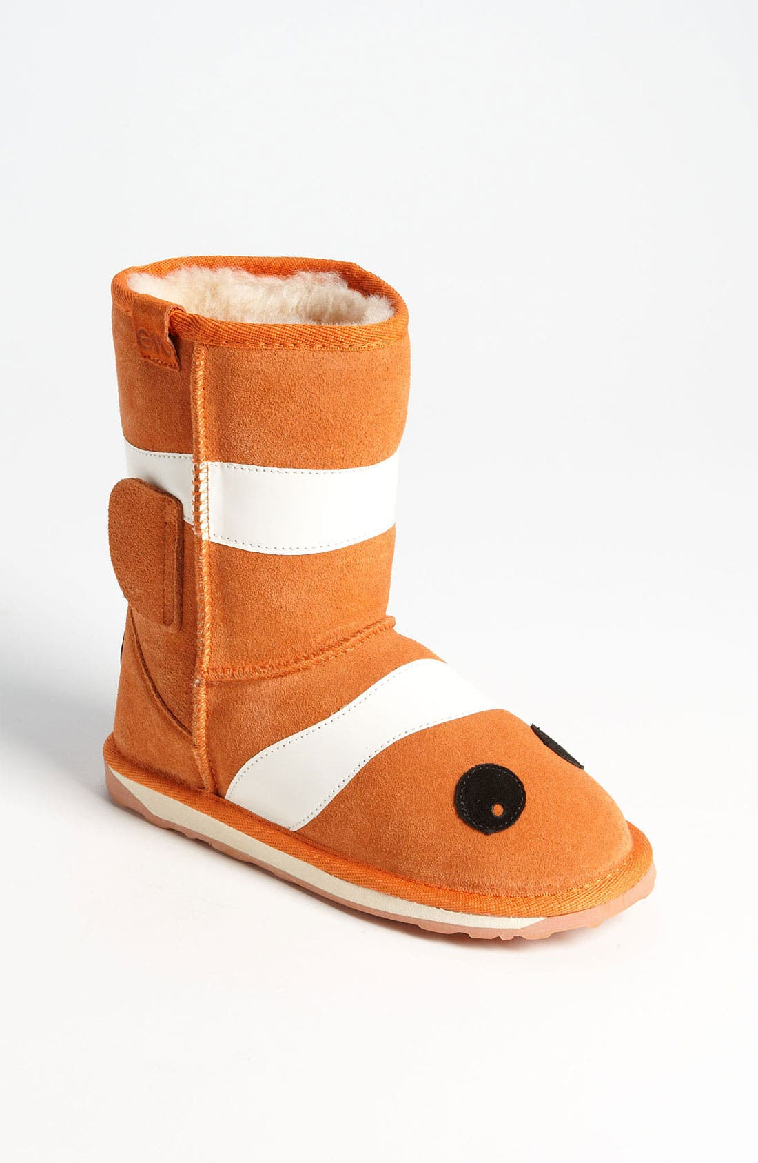 Alternate Image 1 Selected - EMU Australia 'Little Creatures - Clown Fish' Boot (Toddler, Little Kid & Big Kid)