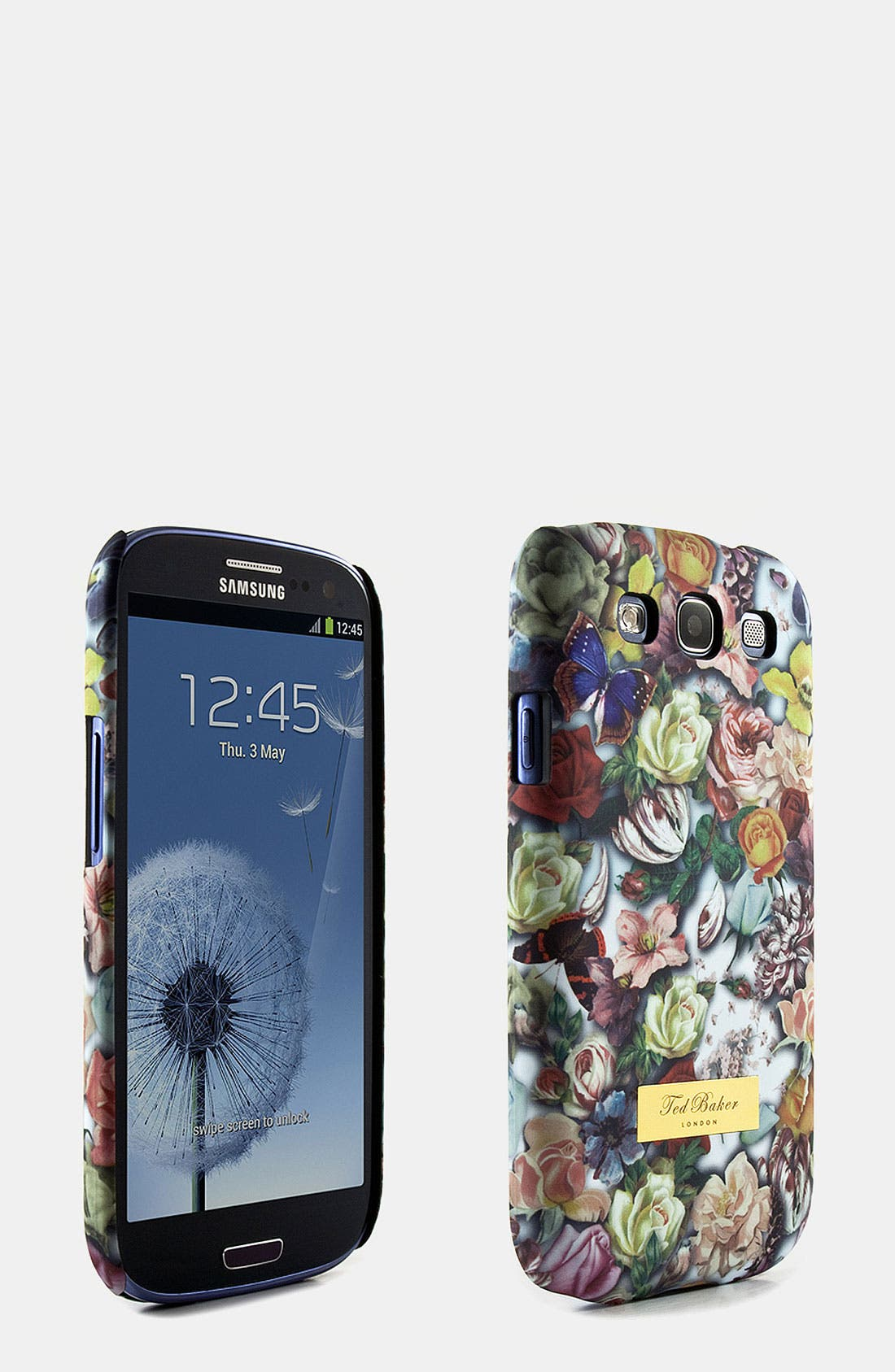 Alternate Image 1 Selected - Ted Baker London 'Decoupage' Samsung Galaxy S® III Cover
