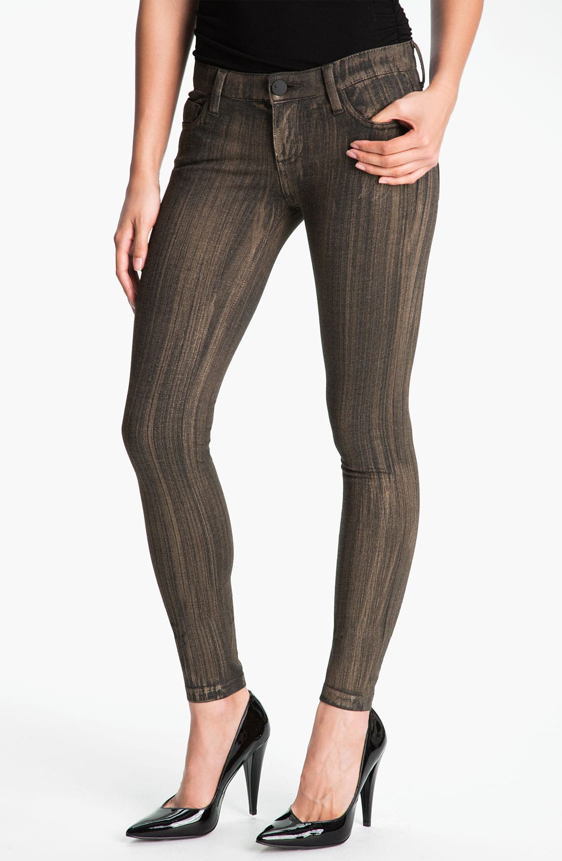 Main Image - KUT from the Kloth 'Jennifer' Skinny Stretch Jeans (Online Exclusive)