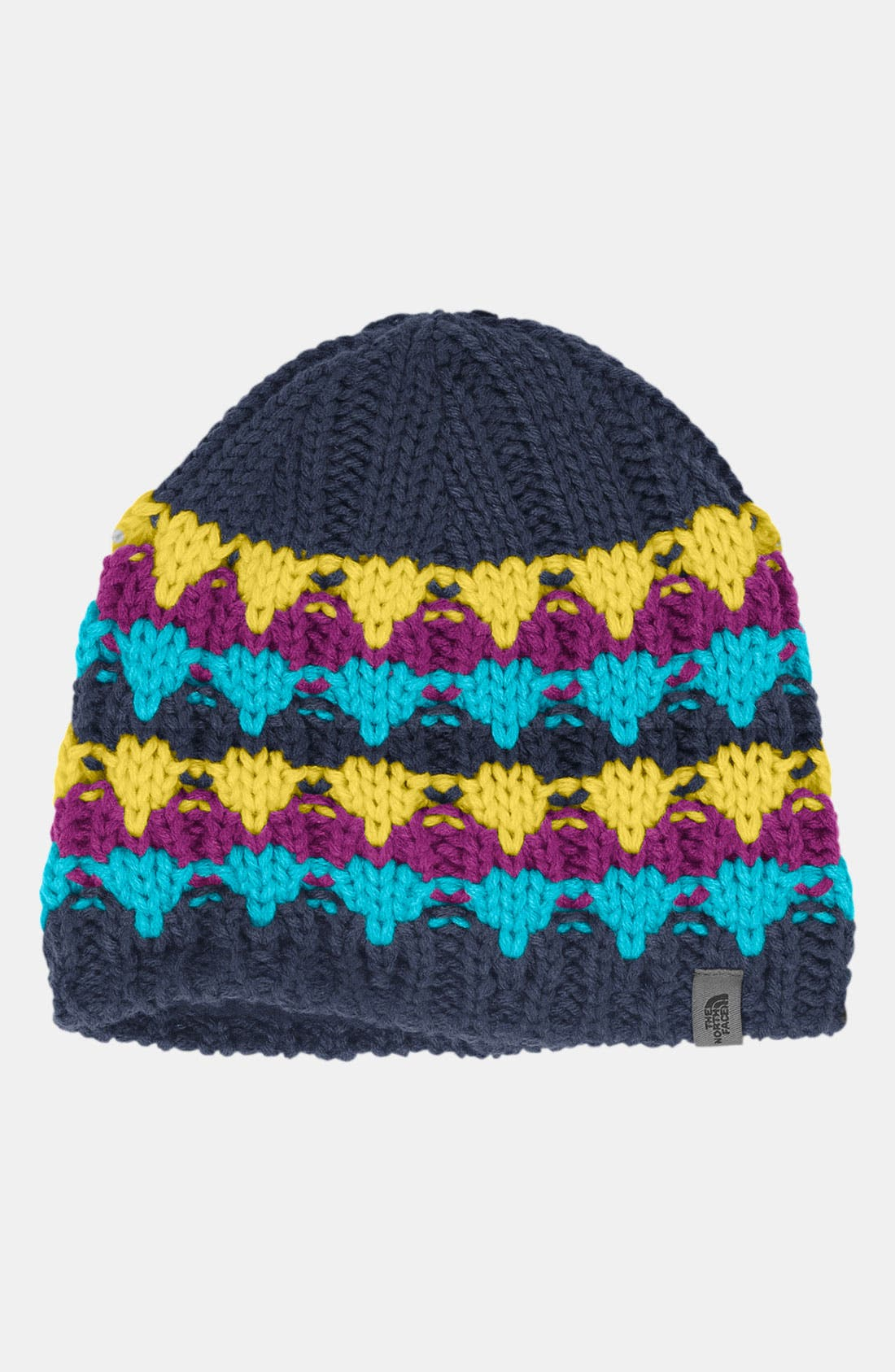 Alternate Image 1 Selected - The North Face 'Lizzy Bizzy' Beanie (Girls)