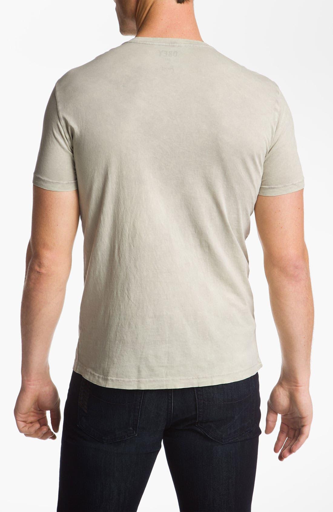 Alternate Image 2  - Obey 'Wild Posse' Graphic T-Shirt