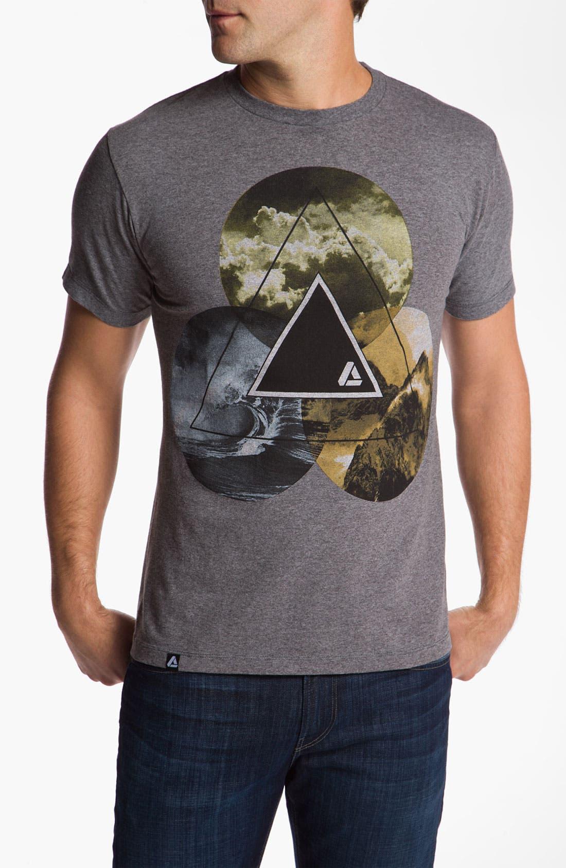 Alternate Image 1 Selected - Lira Clothing 'Elements' T-Shirt
