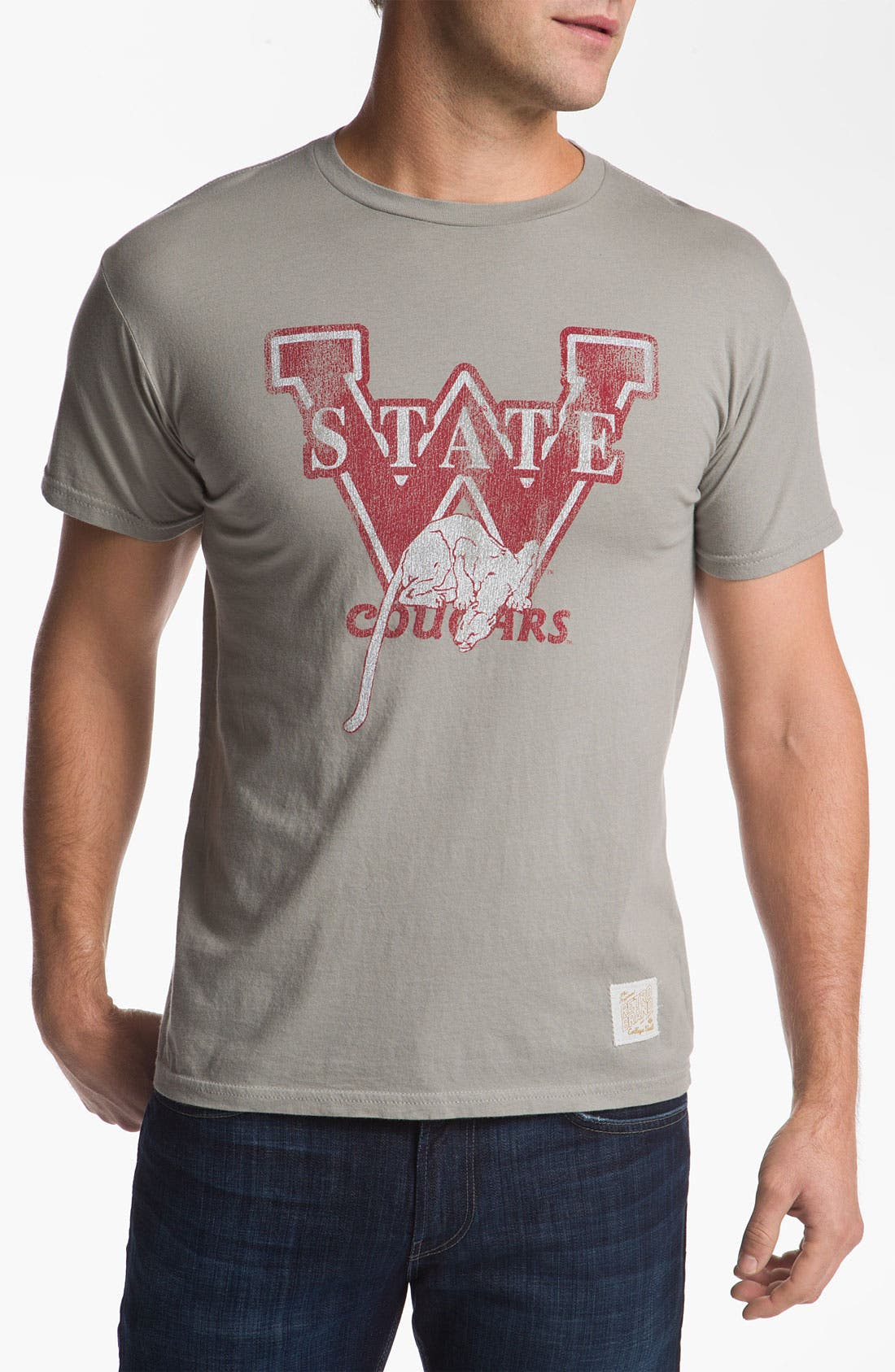 Alternate Image 1 Selected - The Original Retro Brand 'Washington State Cougars' T-Shirt