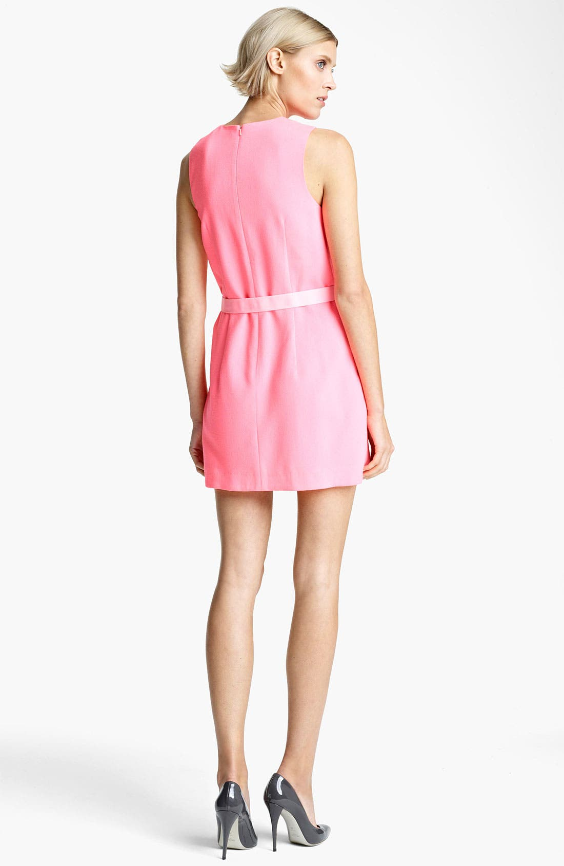 Alternate Image 2  - Christopher Kane Safety Belt Minidress