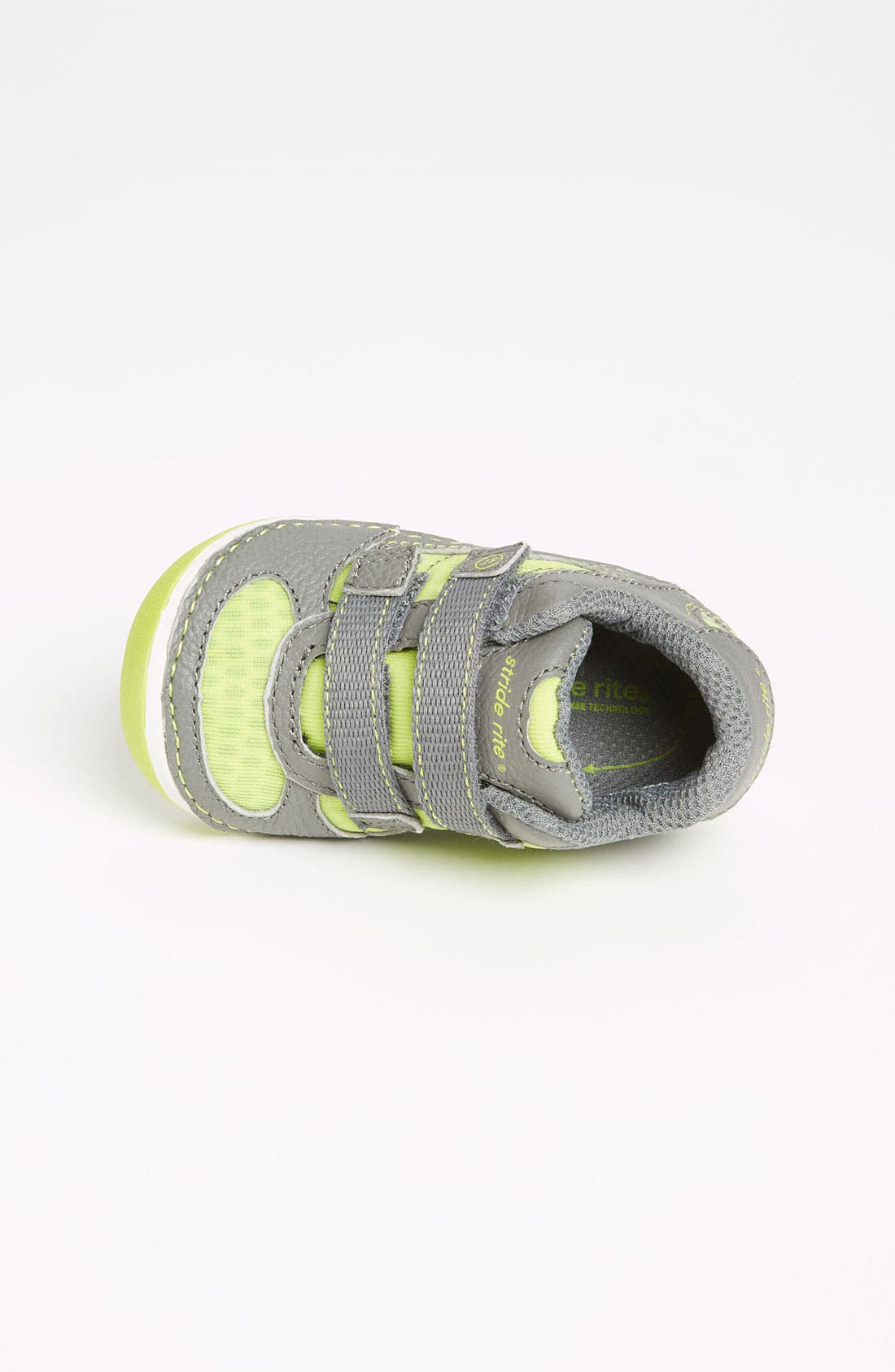 Alternate Image 3  - Stride Rite 'Ronaldo' Sneaker (Baby & Walker)