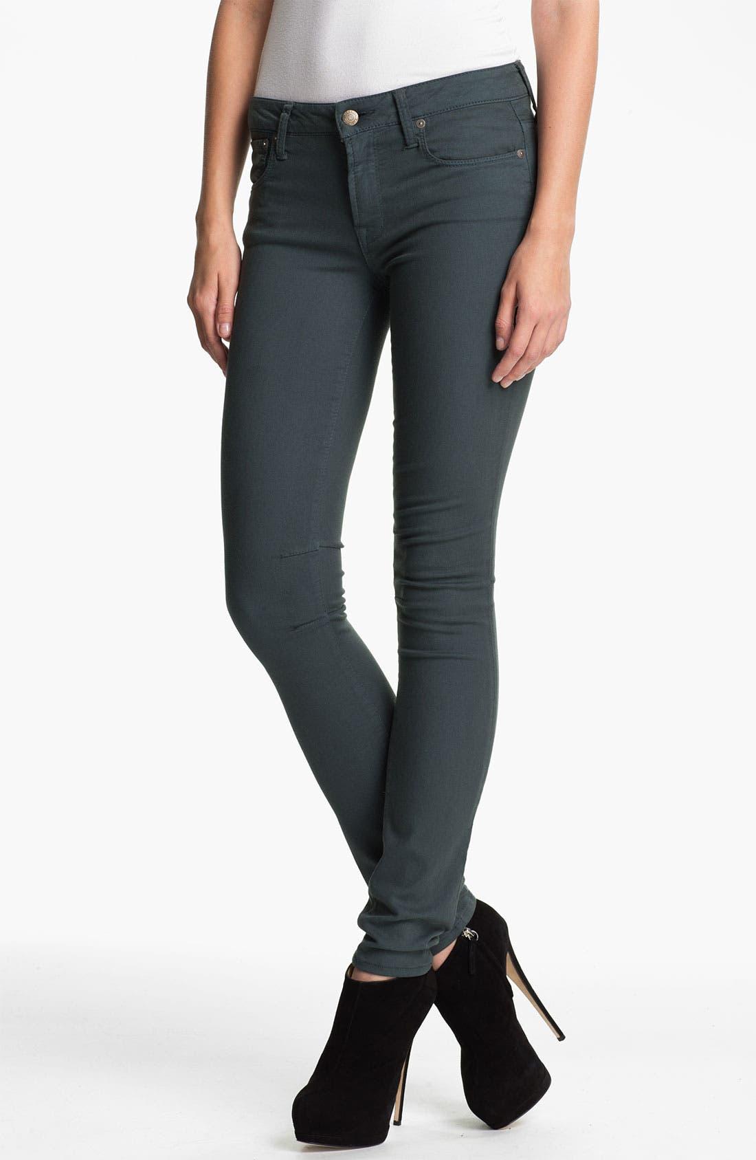 Main Image - HELMUT Helmut Lang Overdyed Skinny Jeans