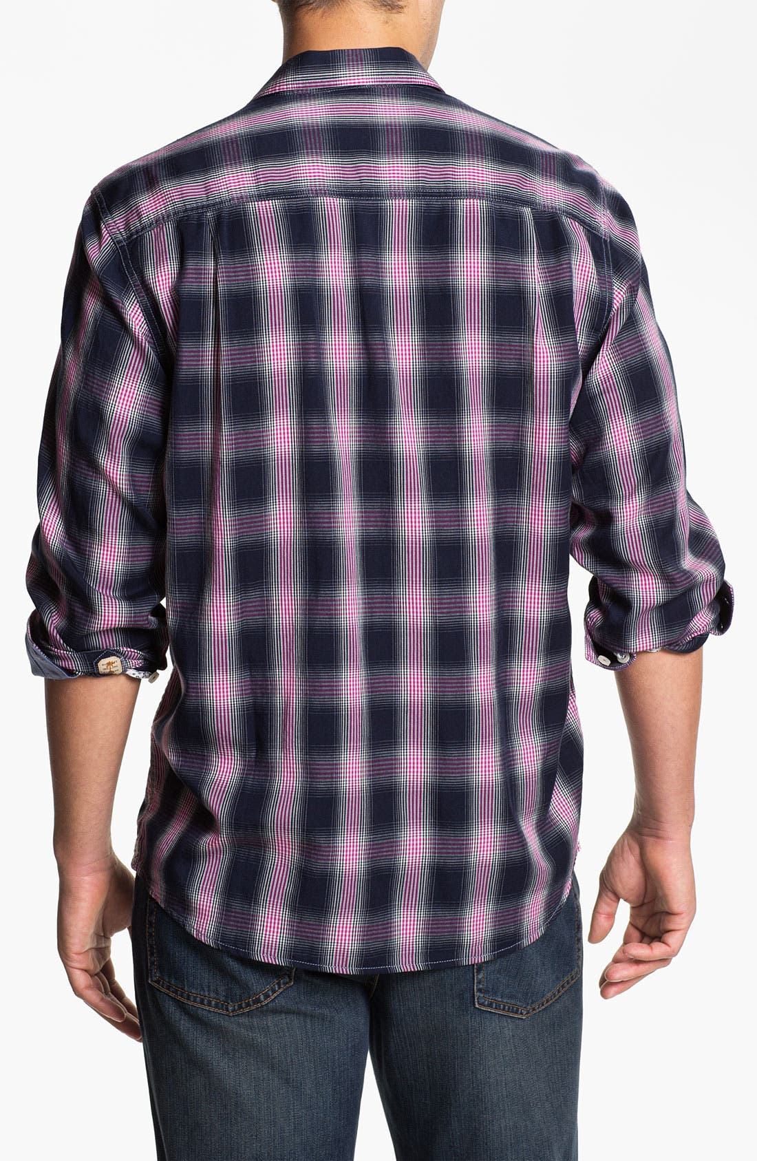 Alternate Image 2  - Tommy Bahama Denim 'Twill Me' Sport Shirt