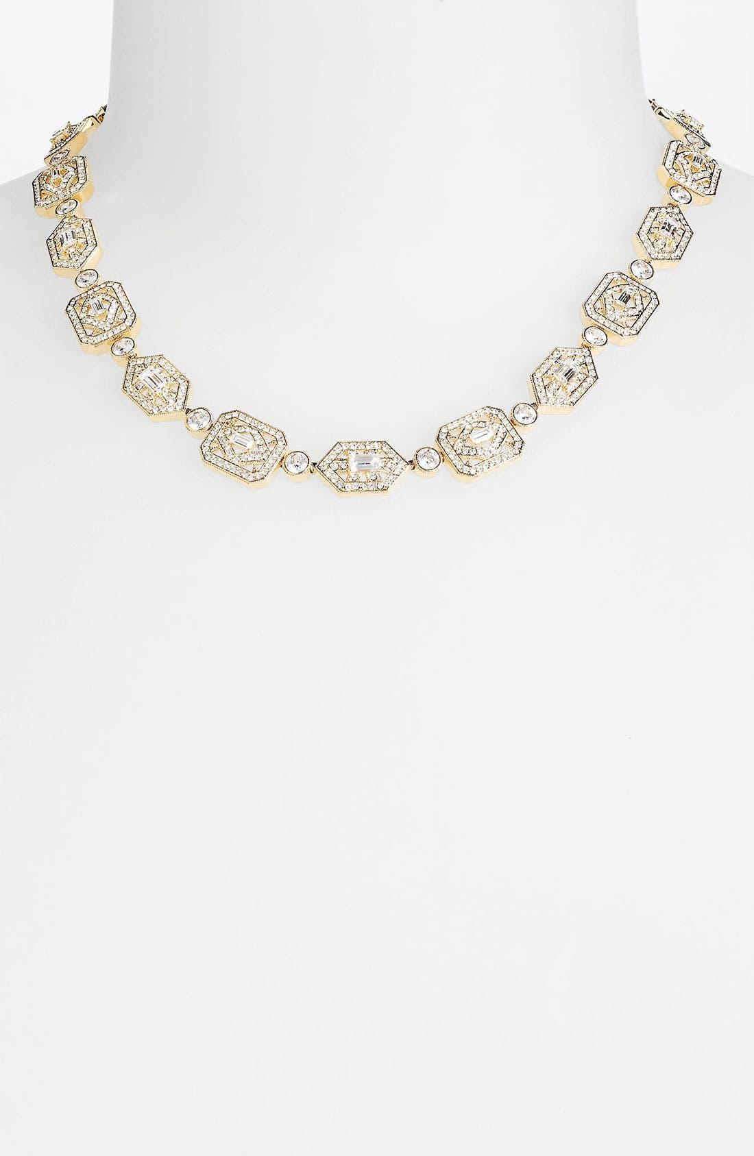 Alternate Image 1 Selected - Nadri 'Art Deco' Collar Necklace (Nordstrom Exclusive)