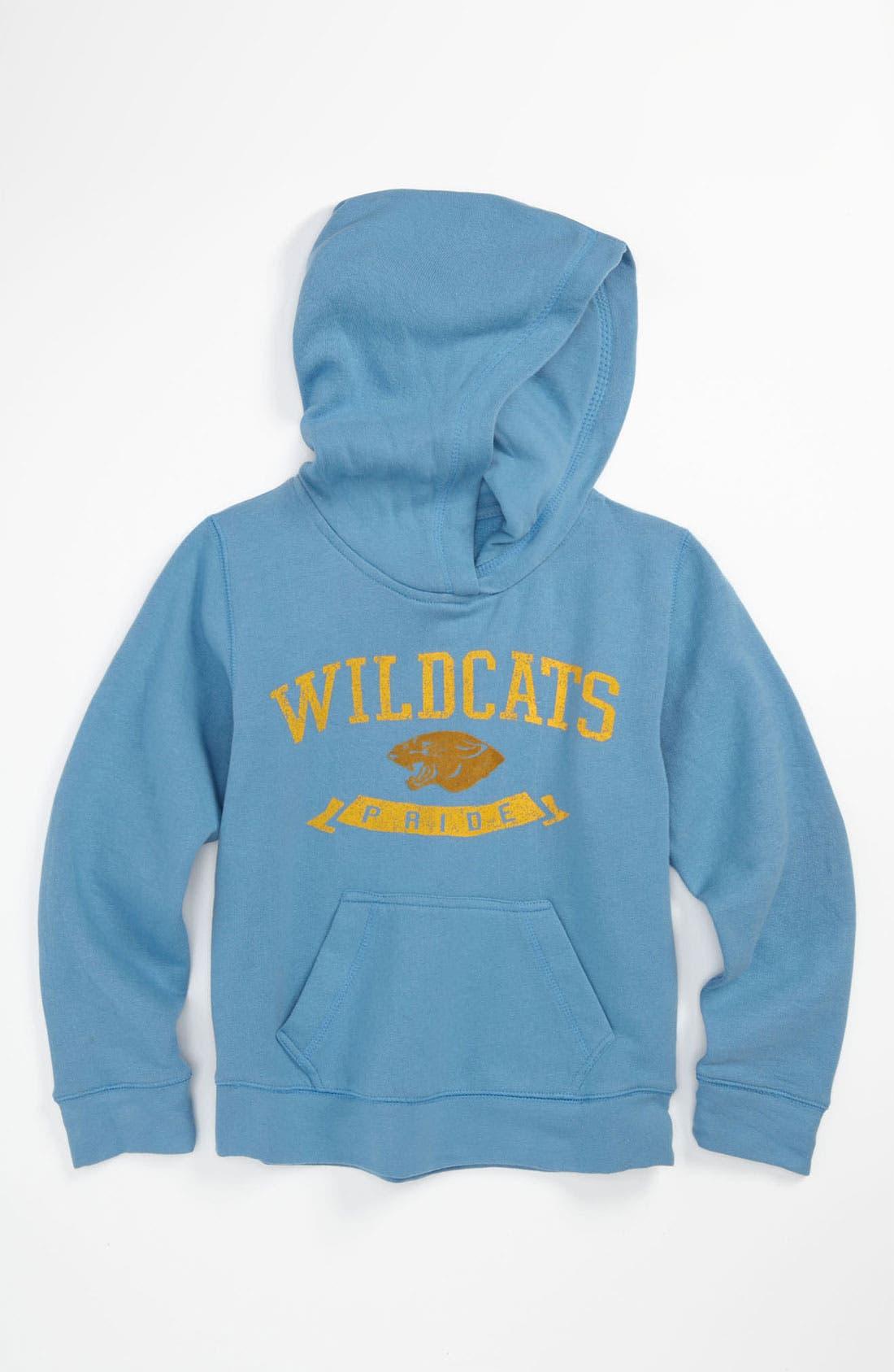 Alternate Image 1 Selected - Peek 'Wildcats' Hoodie (Big Boys)
