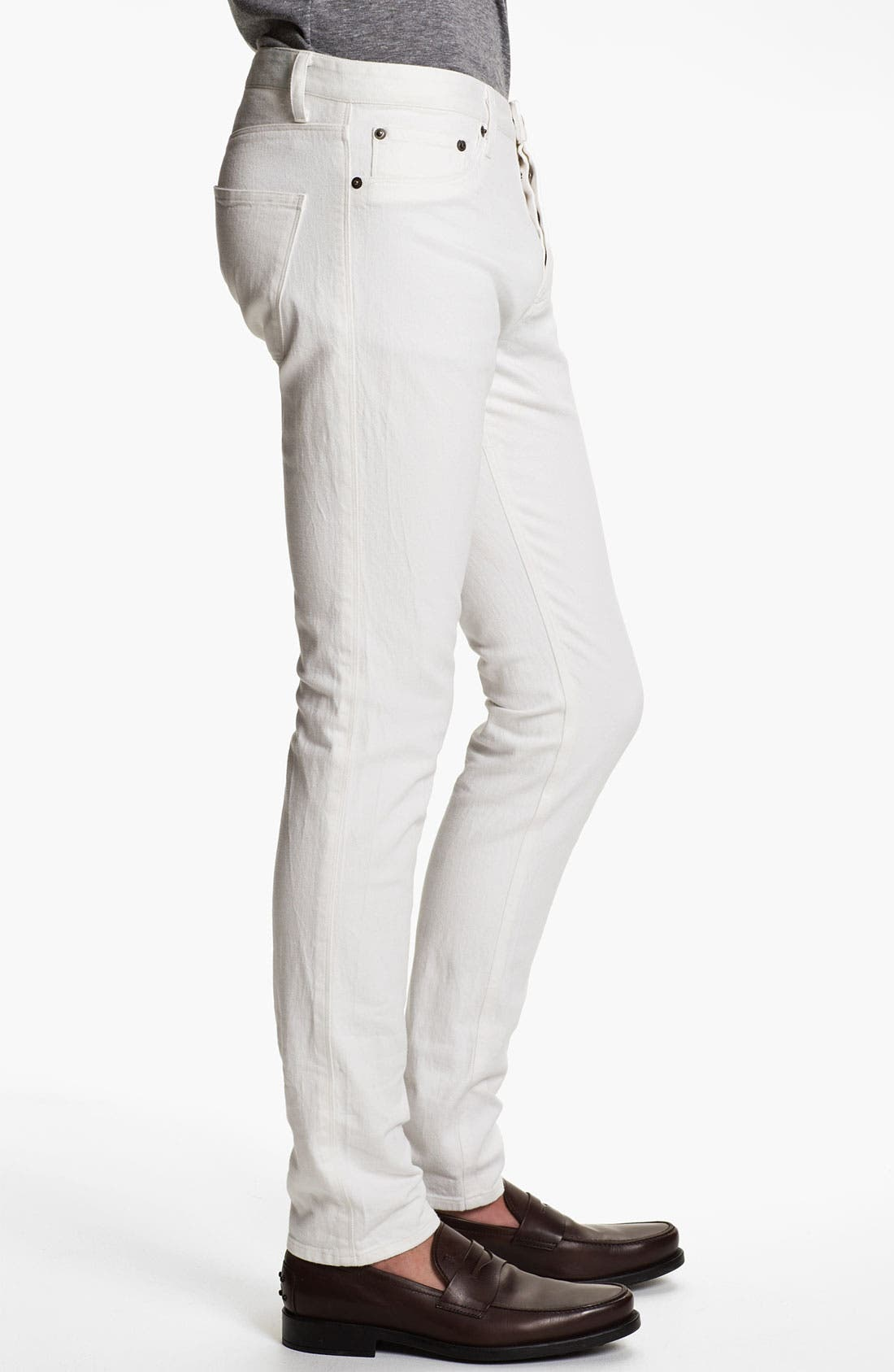 Alternate Image 3  - Theory 'Raffi P Jost' Slim Leg Jeans (Online Only)