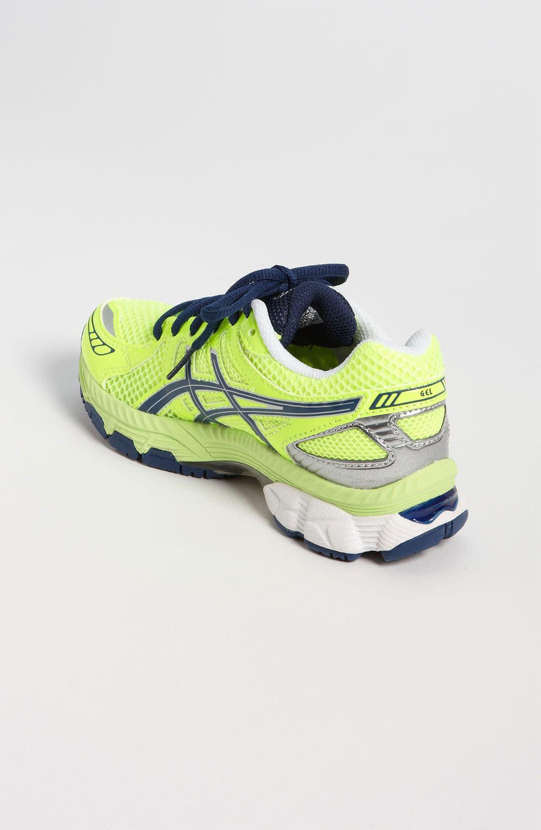 Alternate Image 2  - ASICS® 'GEL®-Nimbus 14' Running Shoe (Little Kid & Big Kid)