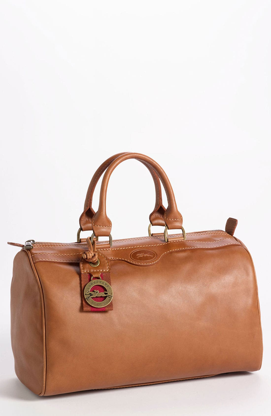 Alternate Image 1 Selected - Longchamp 'Au Sultan' Leather Satchel
