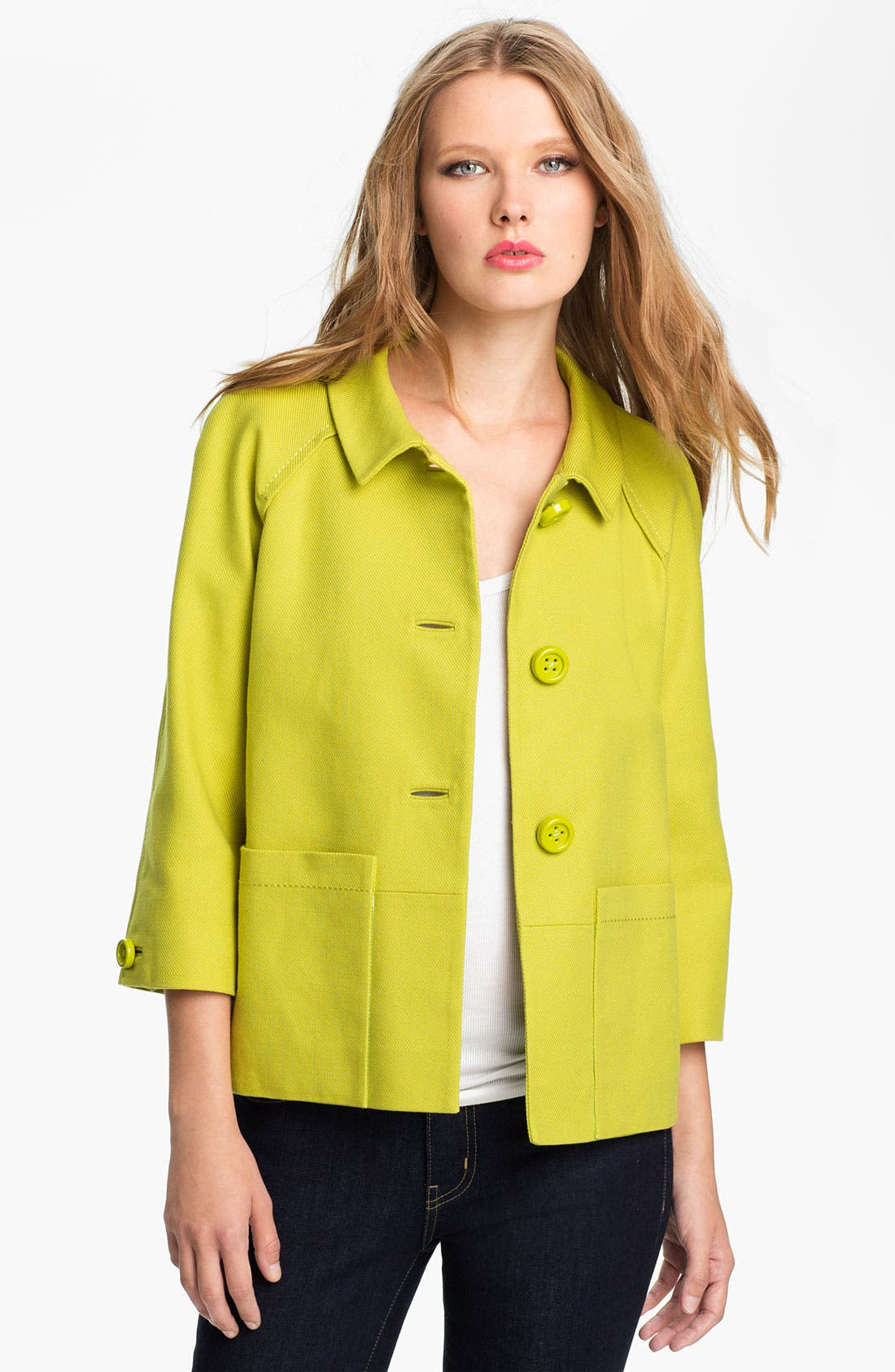 Alternate Image 1 Selected - kate spade new york 'suze' jacket