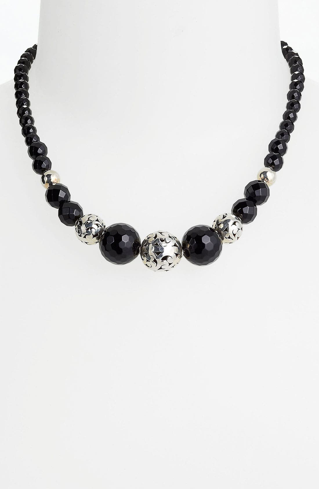 Main Image - Lois Hill Graduated Bead Necklace