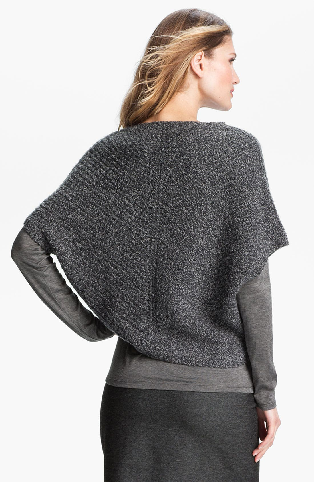 Alternate Image 2  - Eileen Fisher Mélange Knit Sweater