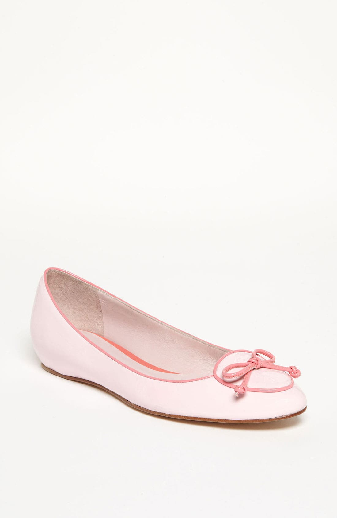 Alternate Image 1 Selected - Delman 'Charm' Flat
