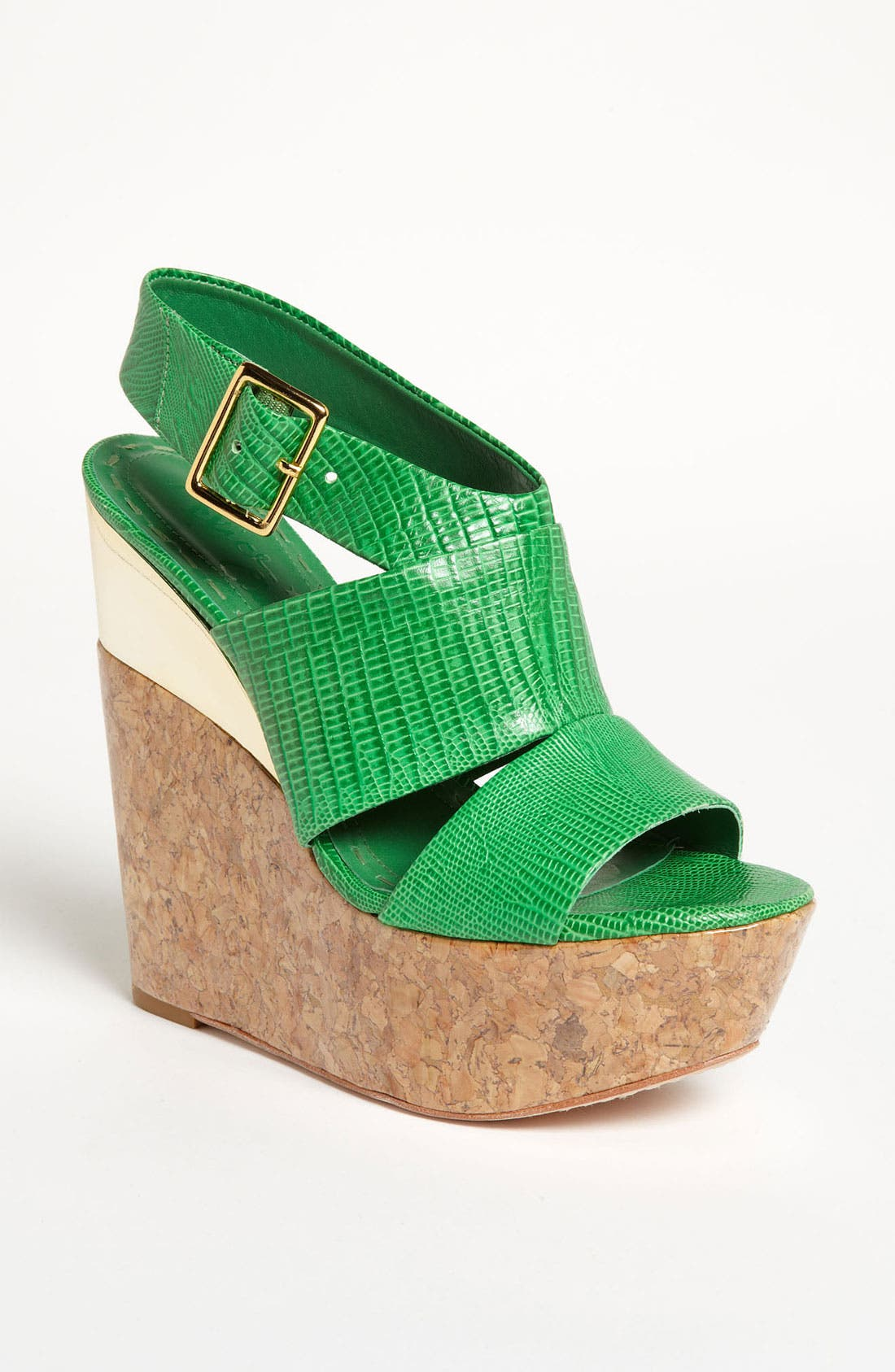 Main Image - Alice + Olivia 'Steffie' Wedge