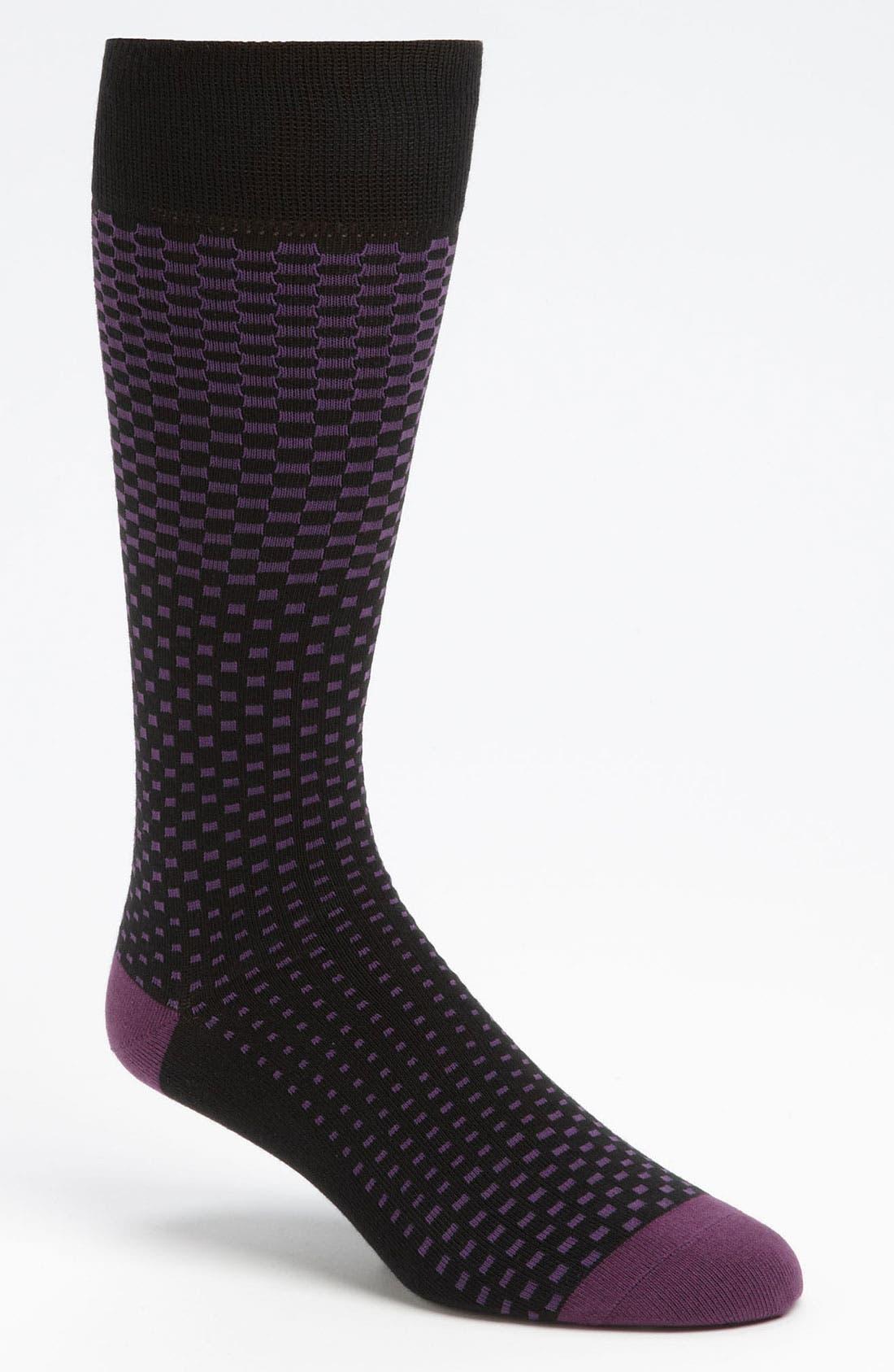 Main Image - Calibrate Check Socks