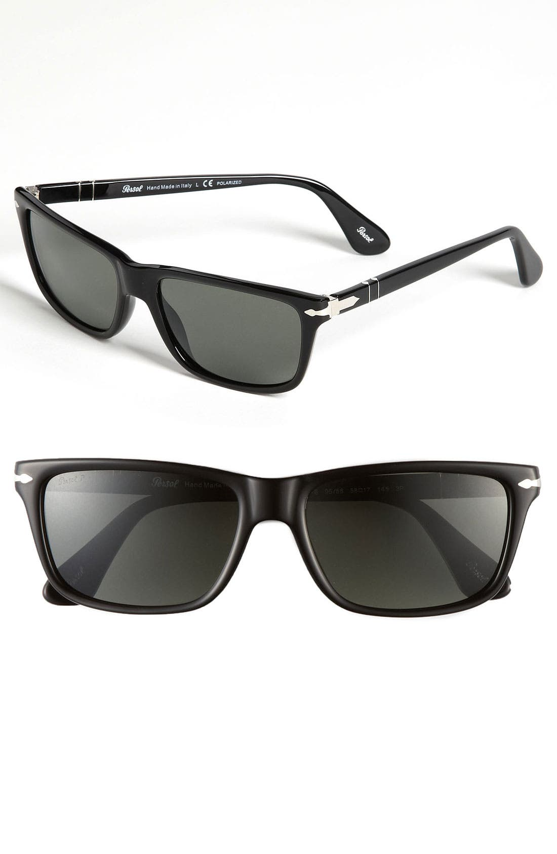Main Image - Persol 58mm Polarized Sunglasses